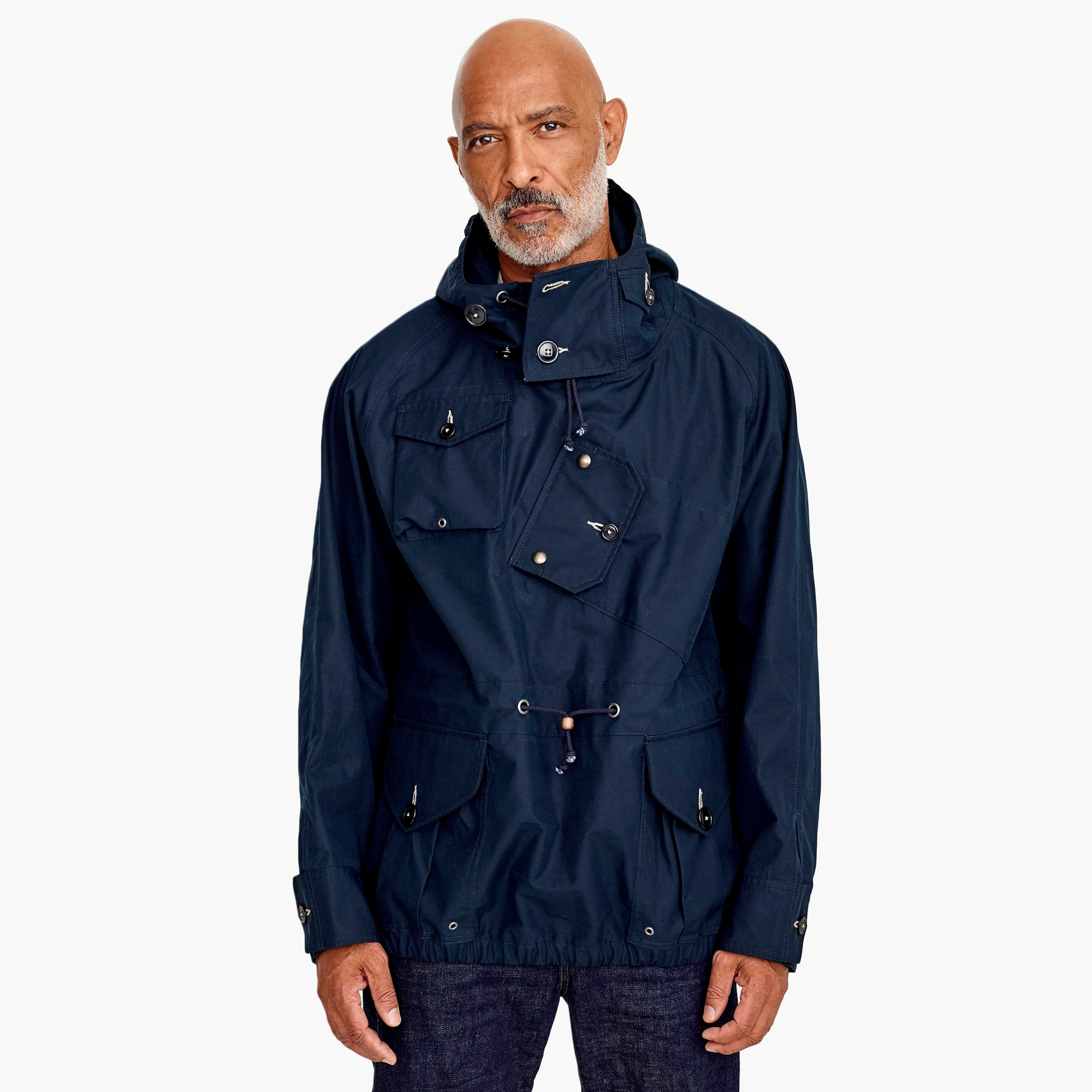 mens Canoeist smock jacket in Ventile®