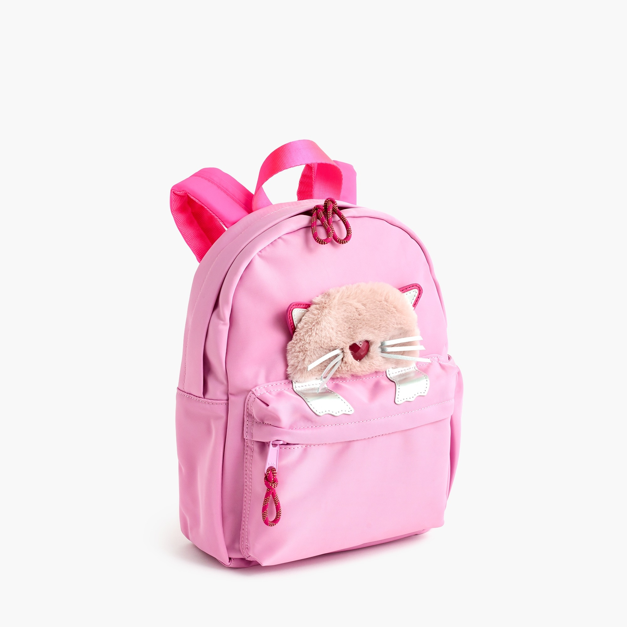 girls Girls' peekaboo kitty mini backpack