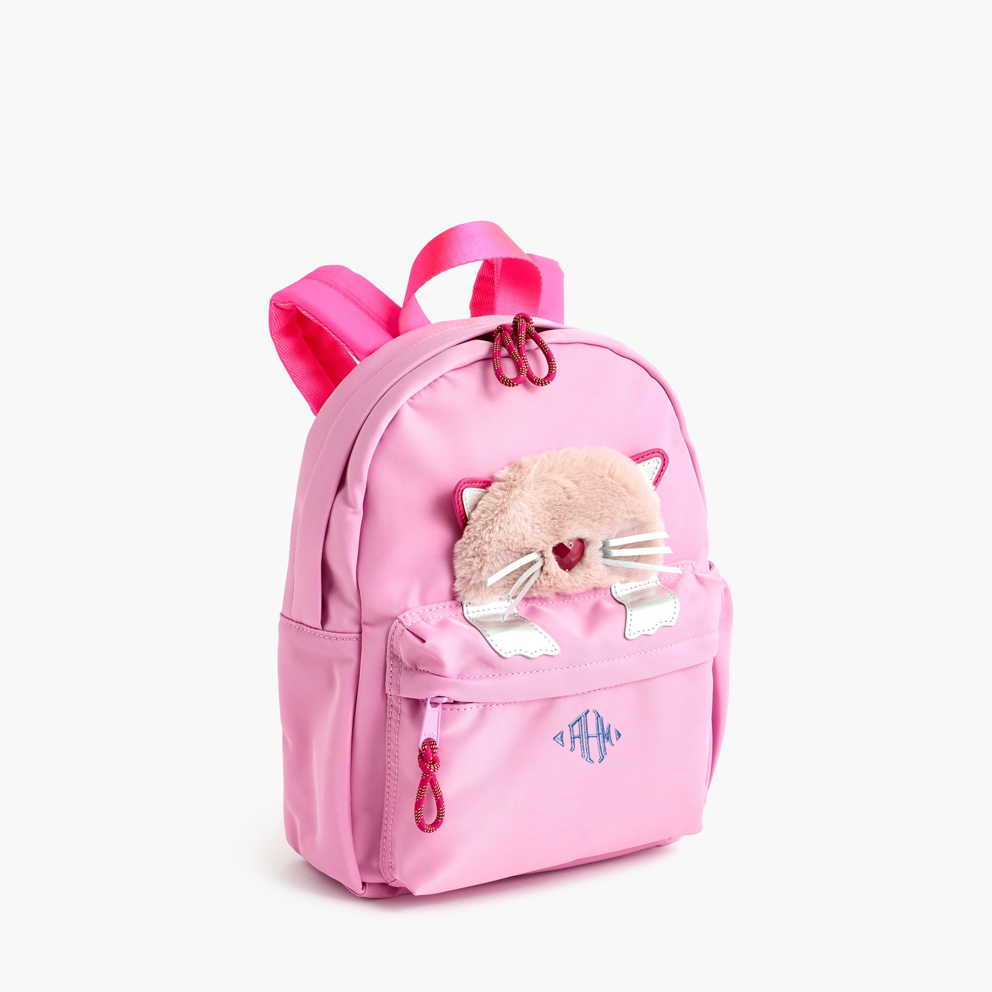 Image 2 for Girls' peekaboo kitty mini backpack