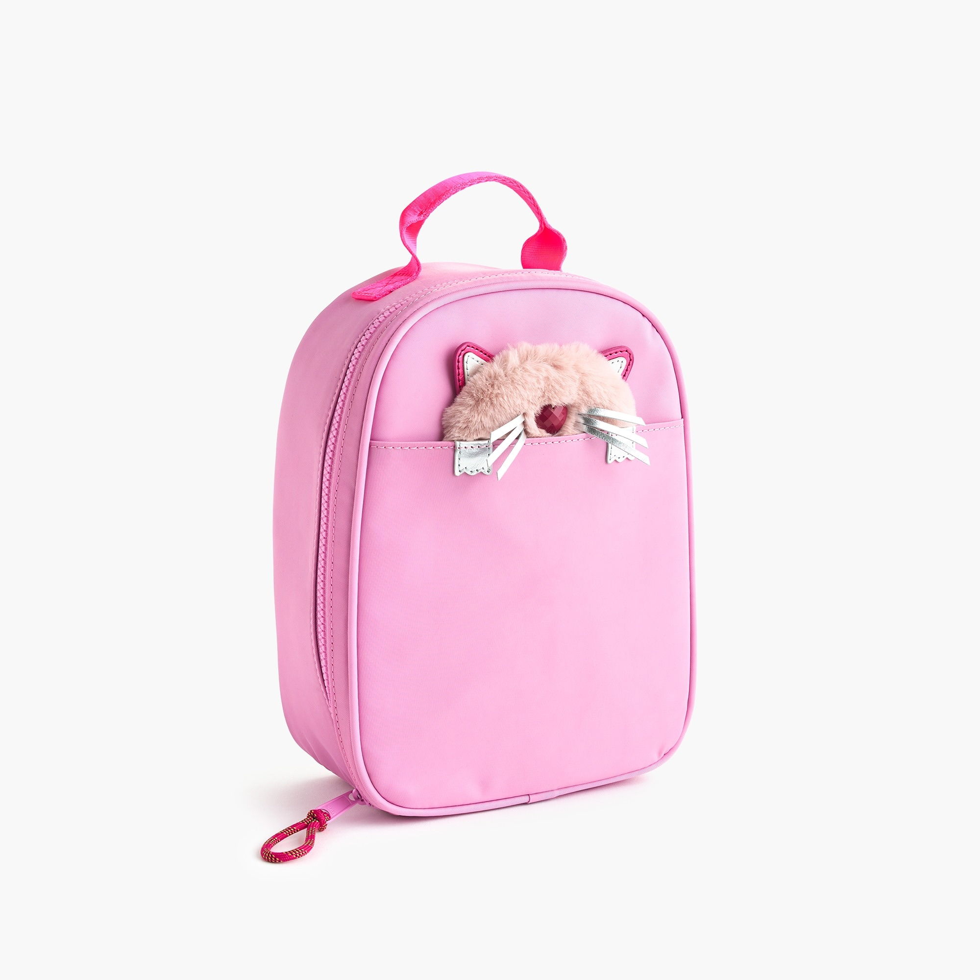 girls Girls' peekaboo kitty lunch box