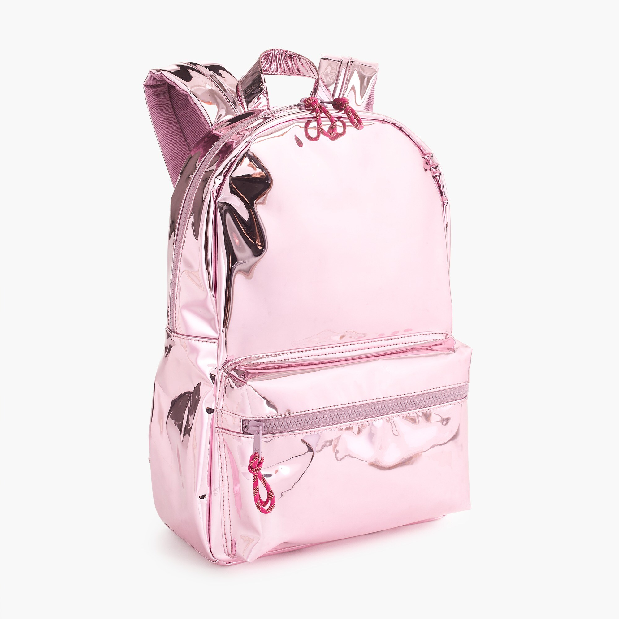 girls Girls' metallic backpack