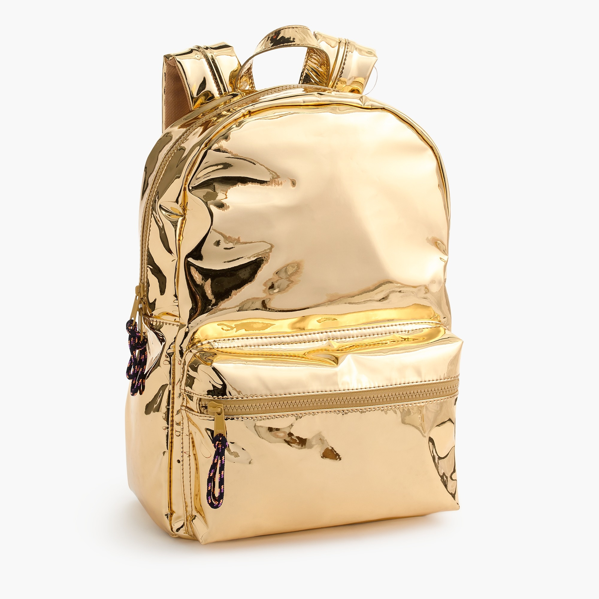 Image 1 for Girls' metallic backpack