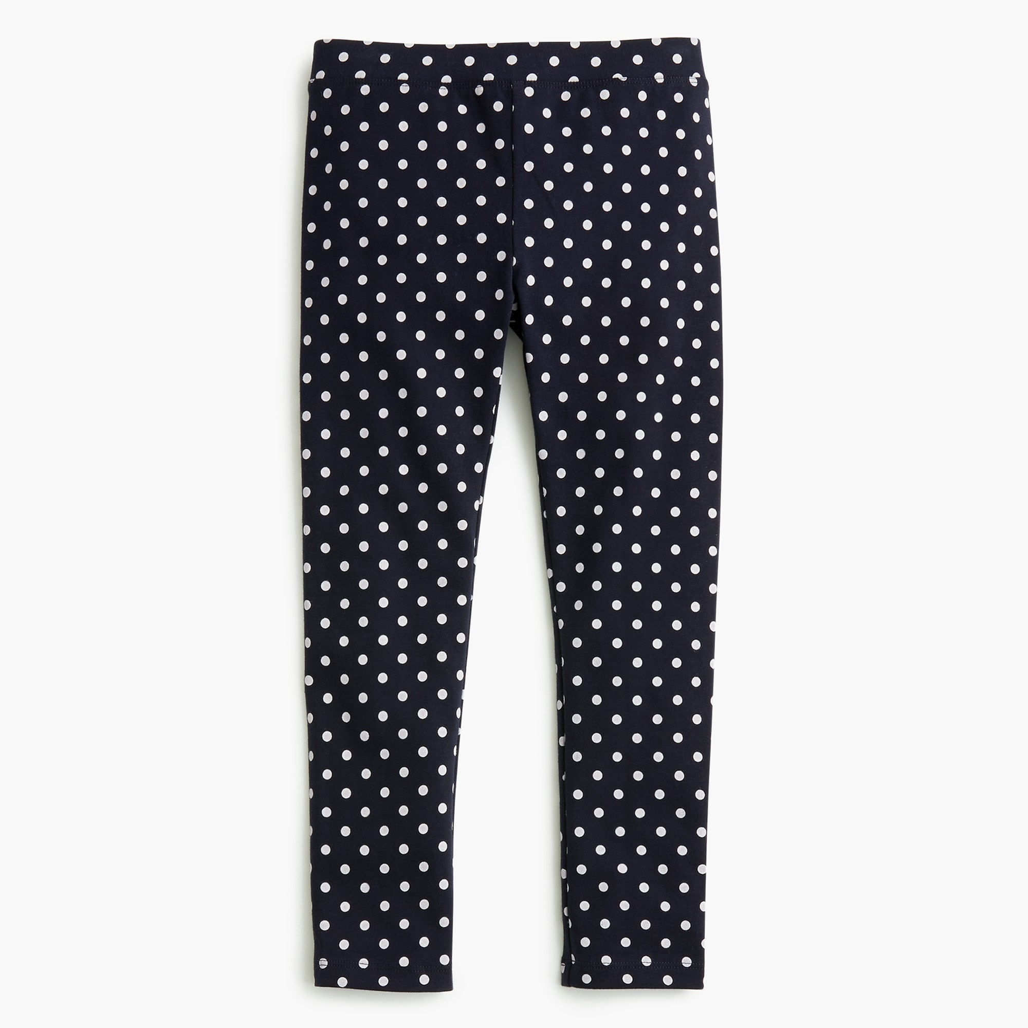 Girls' everyday leggings in dots