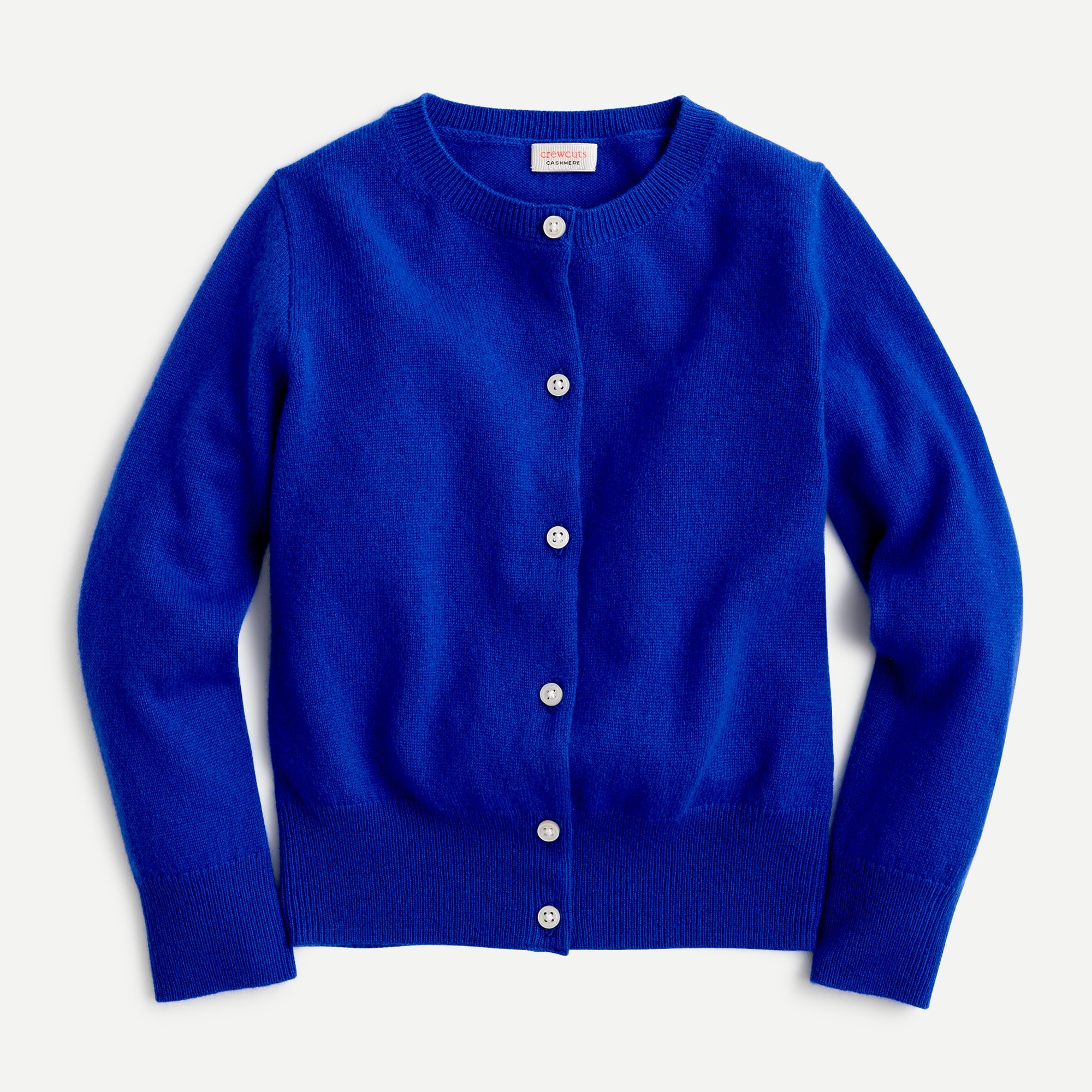girls Girls' cashmere cardigan sweater
