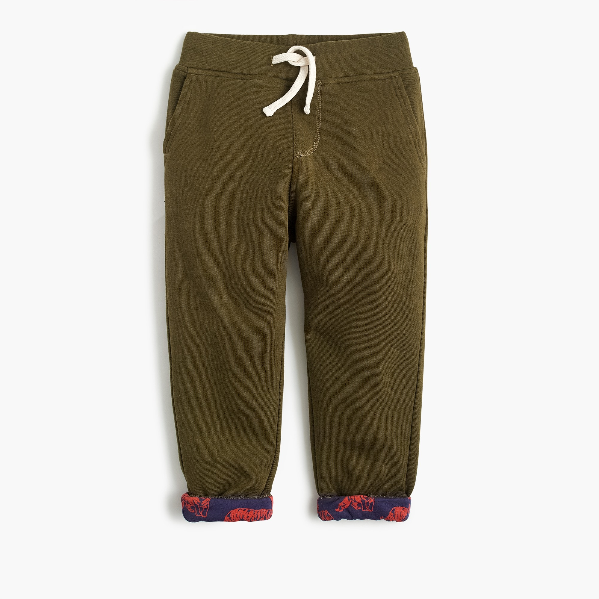 boys Boys' lined sweatpant