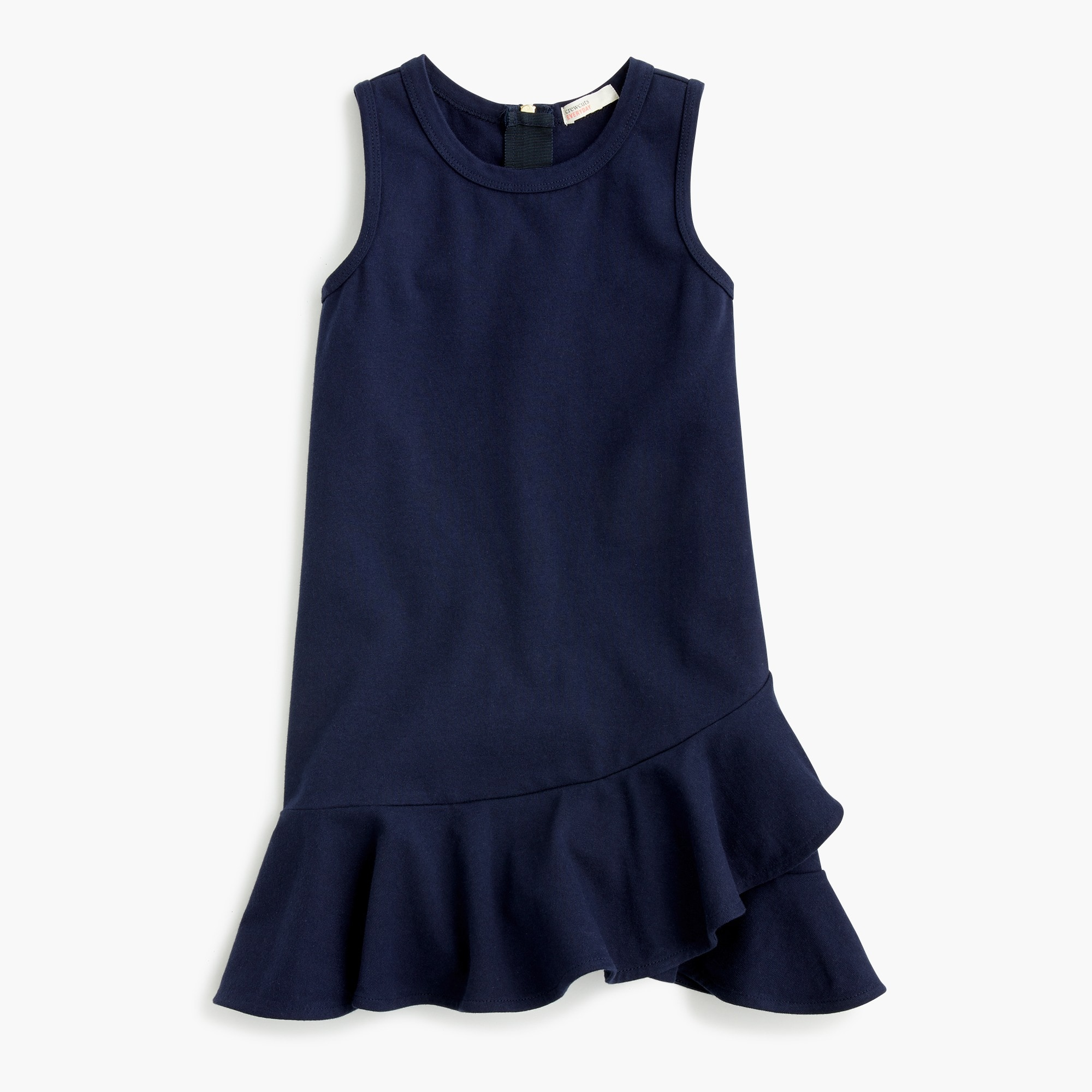 Image 2 for Girls' ruffle-hem dress