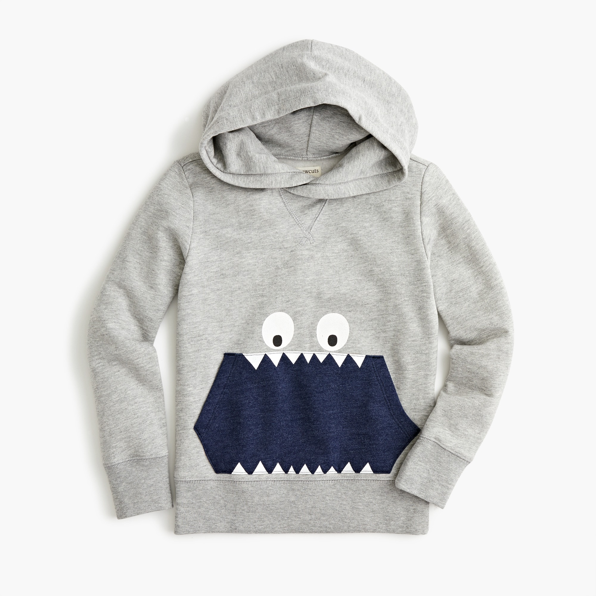 Max the Monster™ boys' hoodie sweatshirt