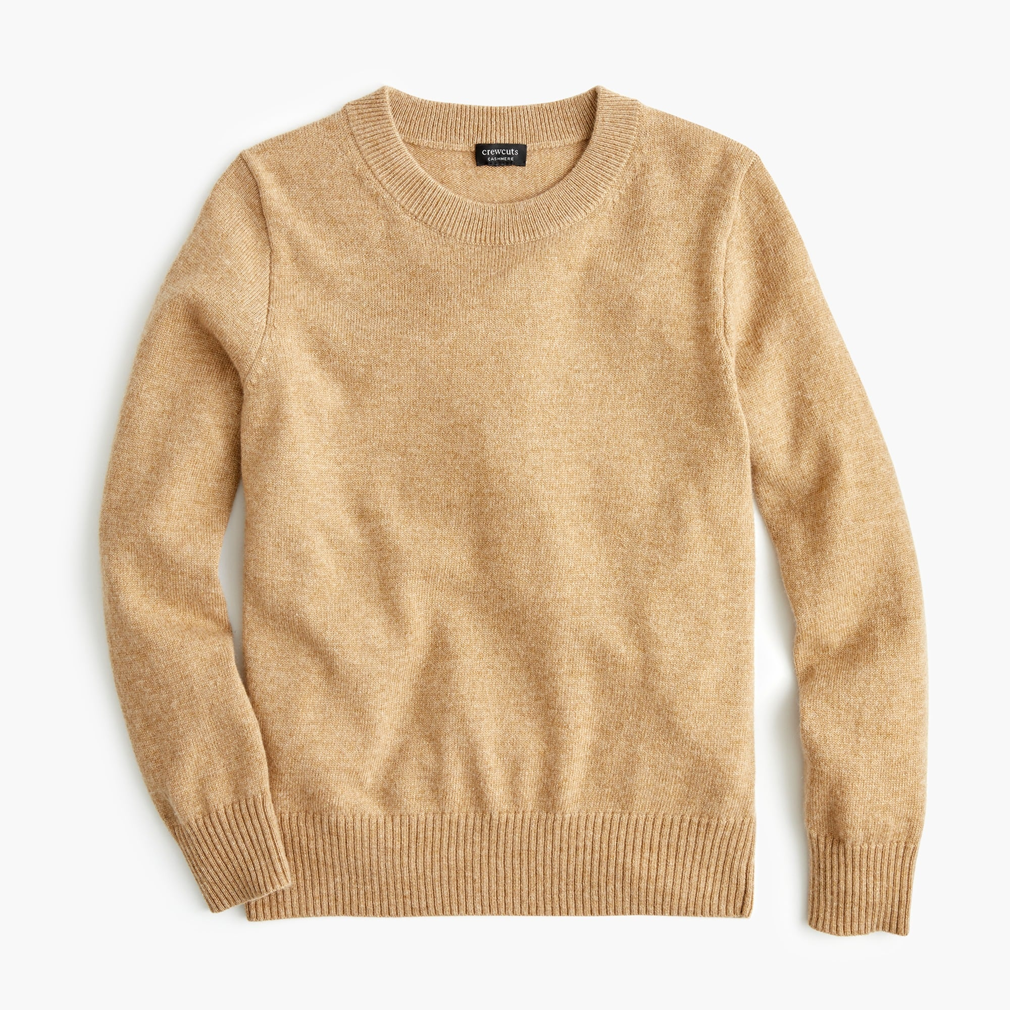 girls Kids' cashmere crewneck sweater