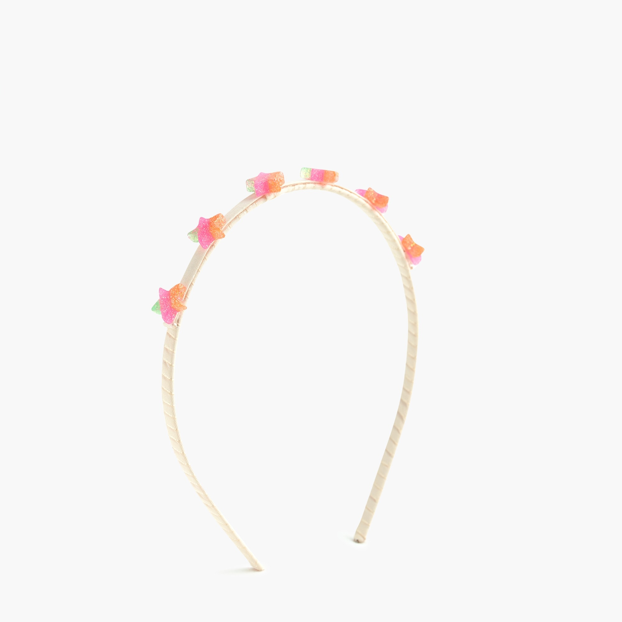 girls Girls' star headband