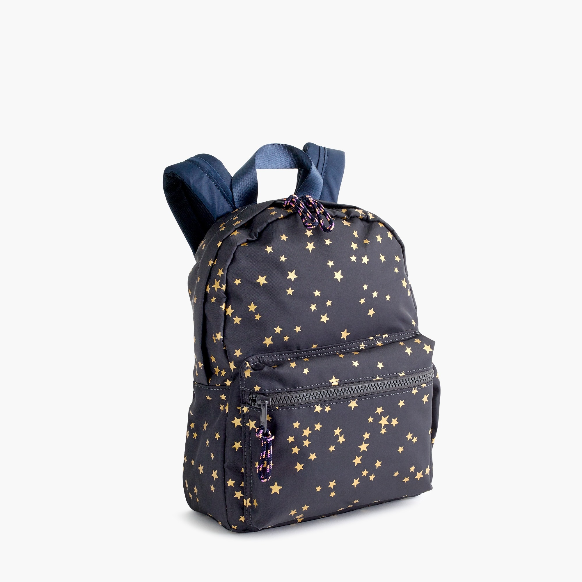 girls Girls' gold star mini backpack