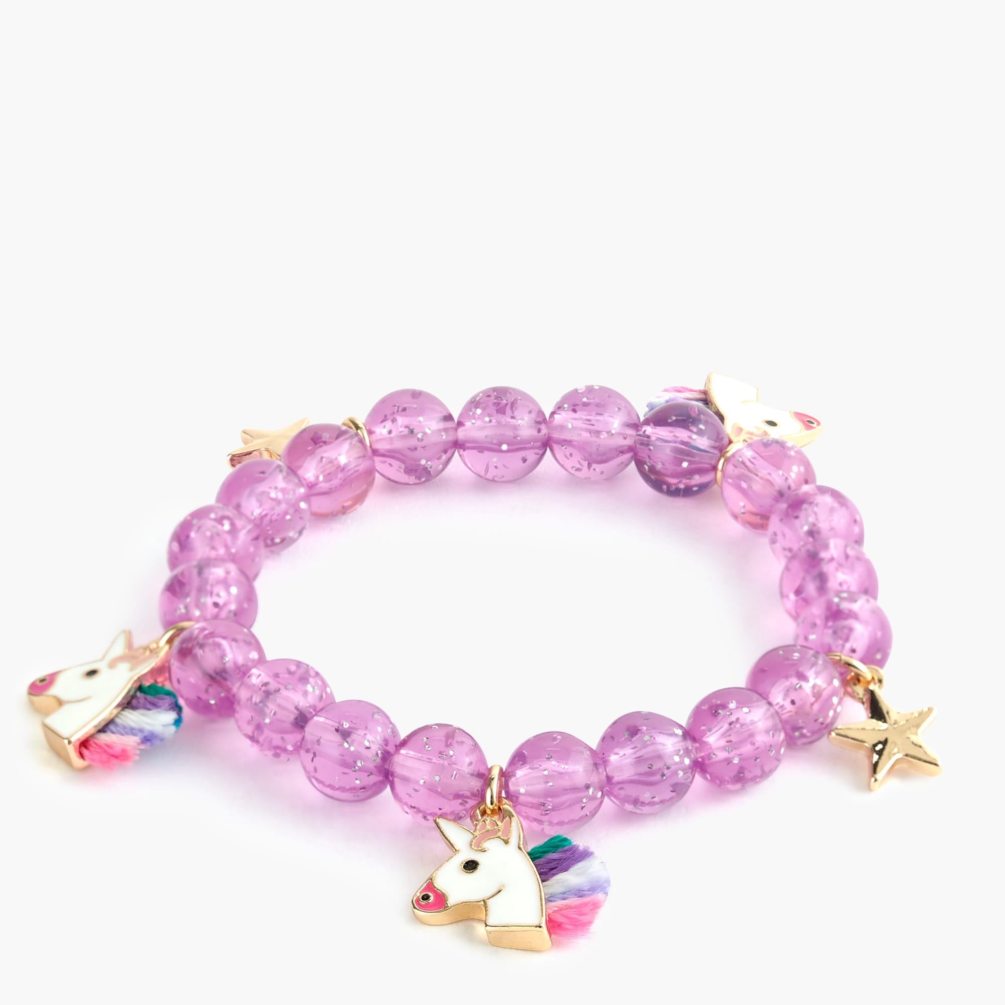 girls Girls' gumball unicorn bracelet
