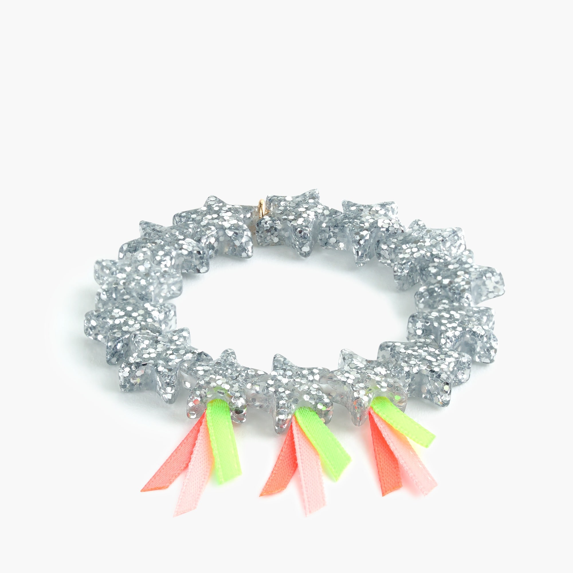 Girls' shooting star bracelet