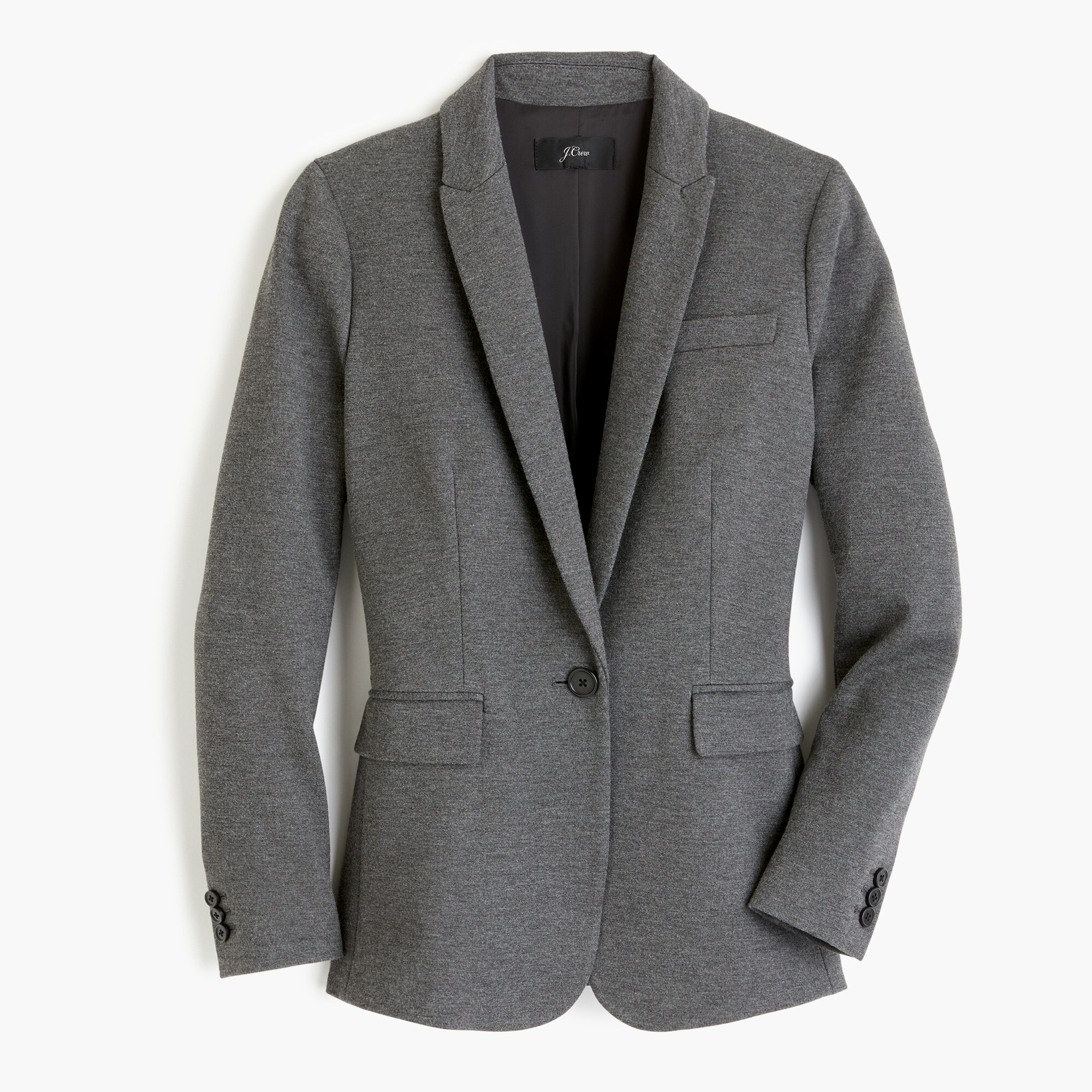 Tall Parke blazer in ponte