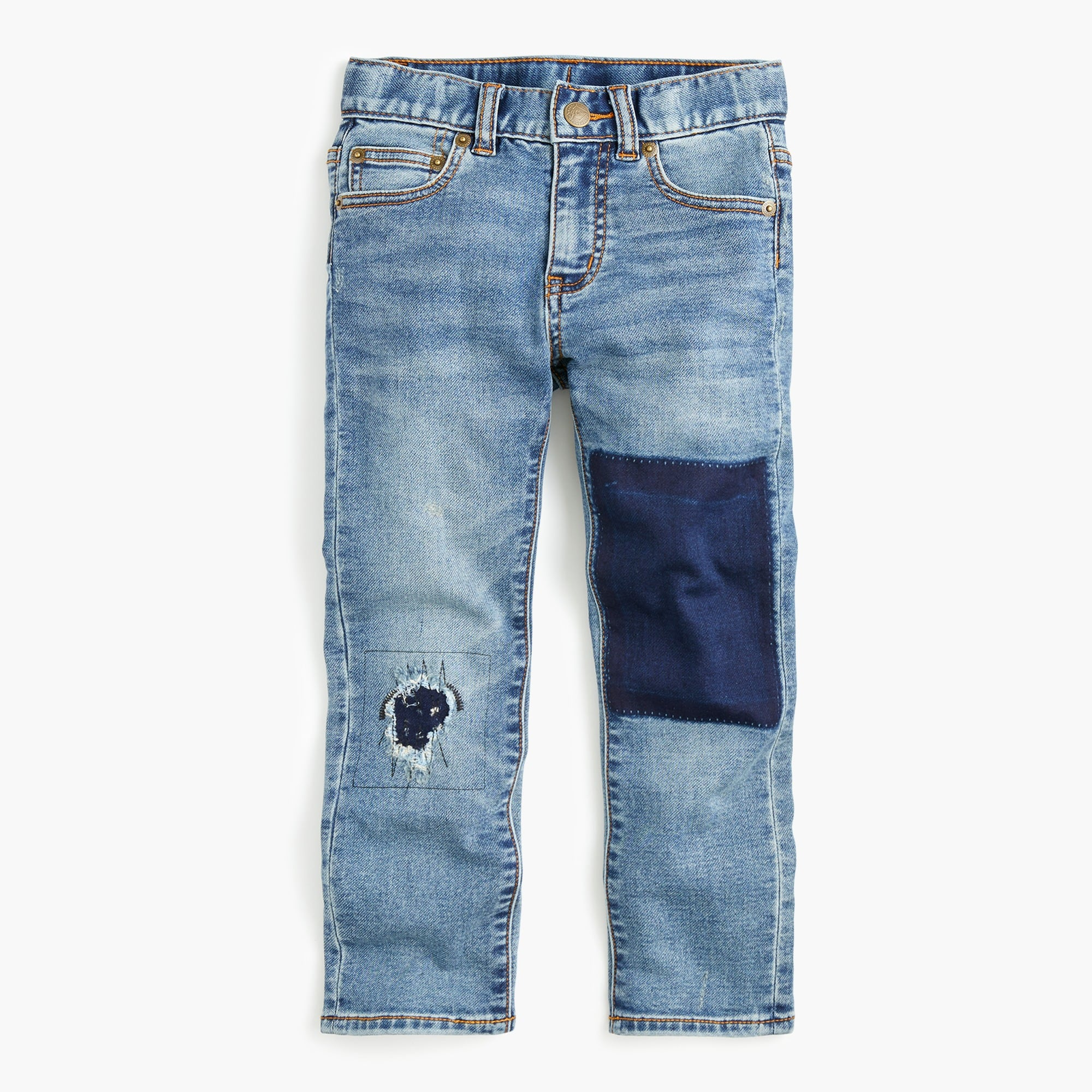 boys Boys' halfpipe wash runaround jean in slim fit
