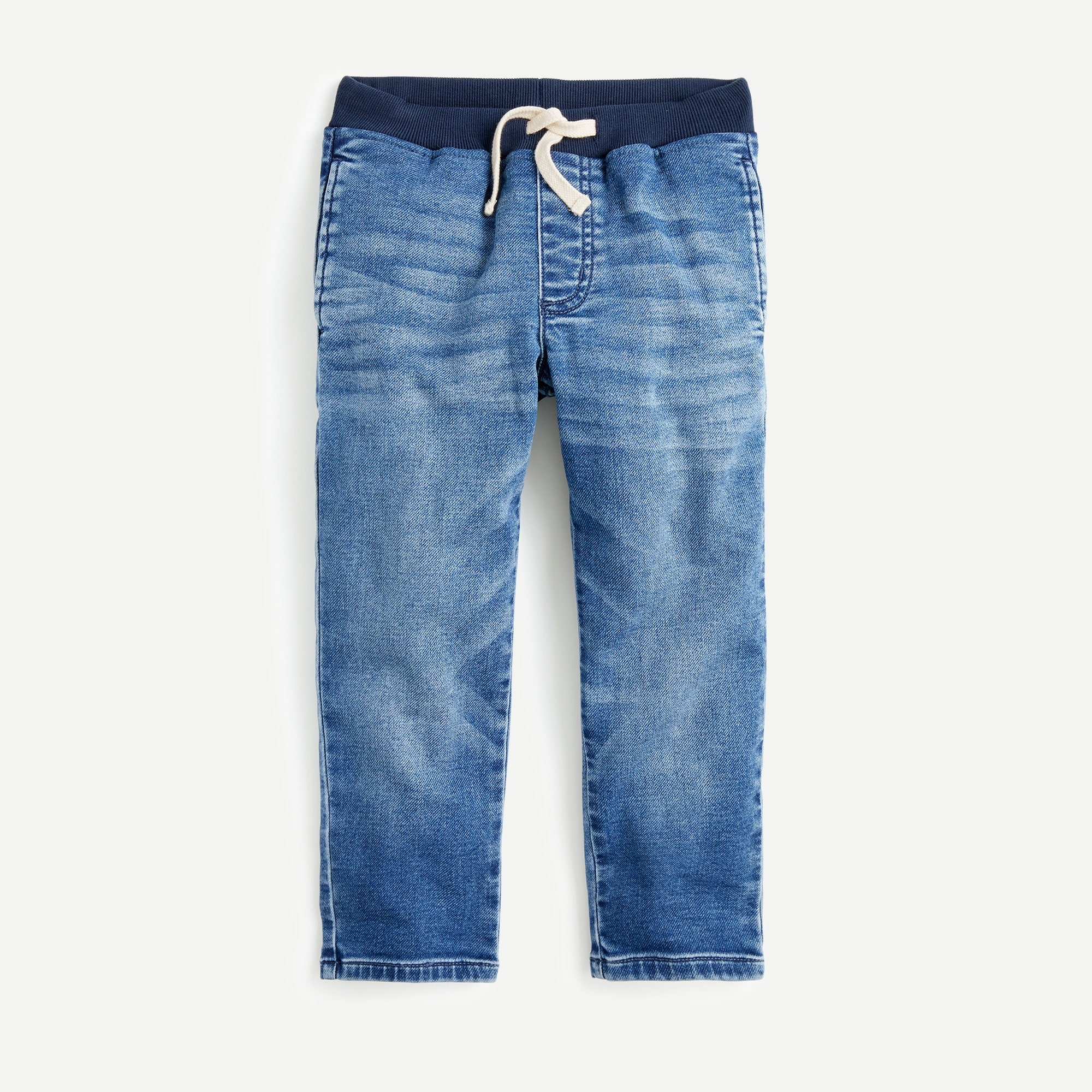 Image 2 for Boys' homeroom wash runaround jean in pull-on fit
