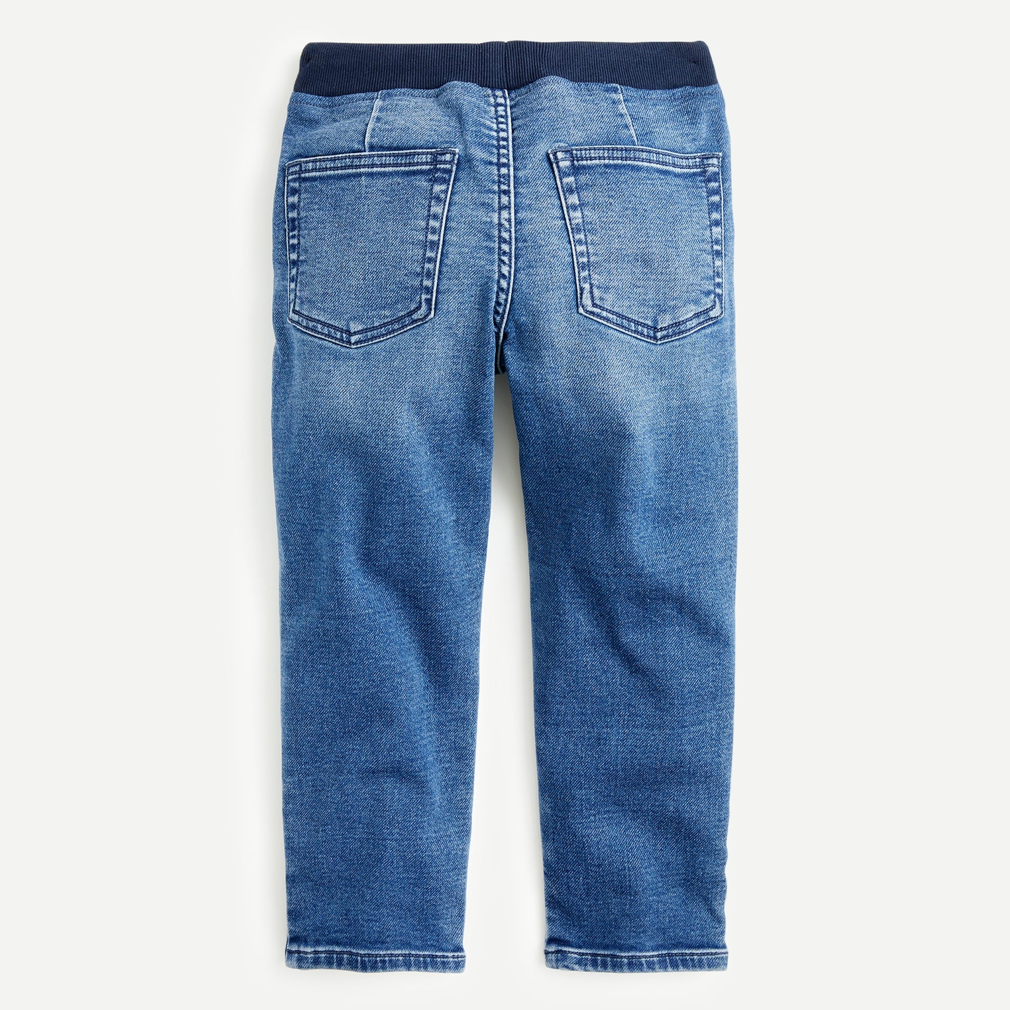 Boys' homeroom wash runaround jean in pull-on fit
