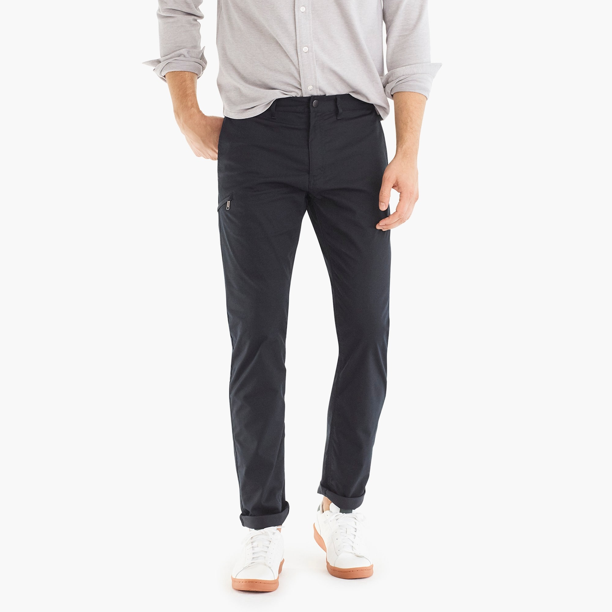 Image 1 for 484 Slim-fit adventure pant in tech twill