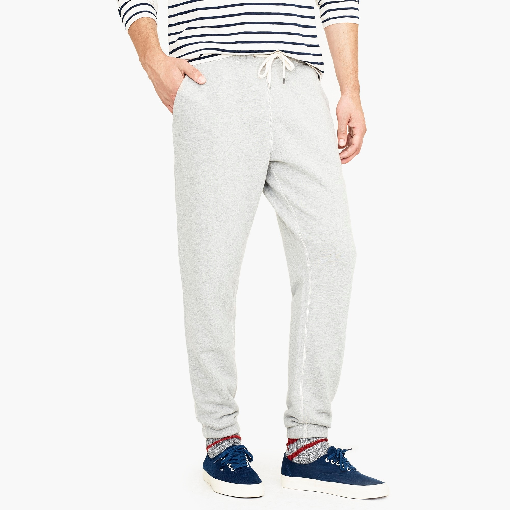 Image 2 for French terry sweatpants