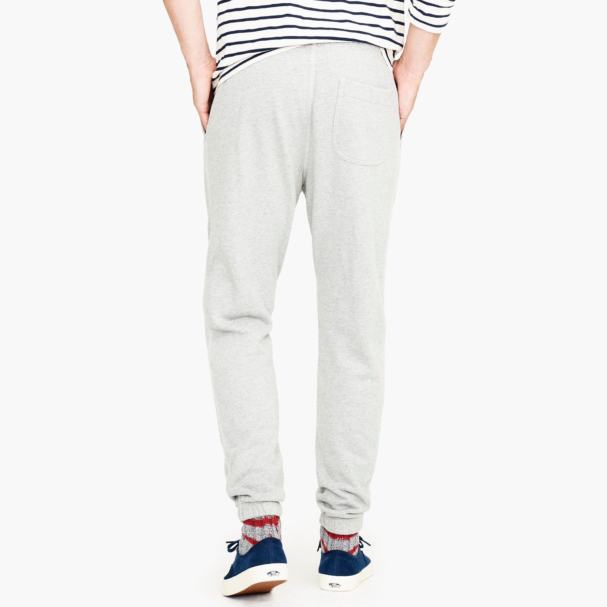 Image 3 for French terry sweatpants