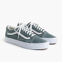 Vans® Old Skool sneakers in grey suede