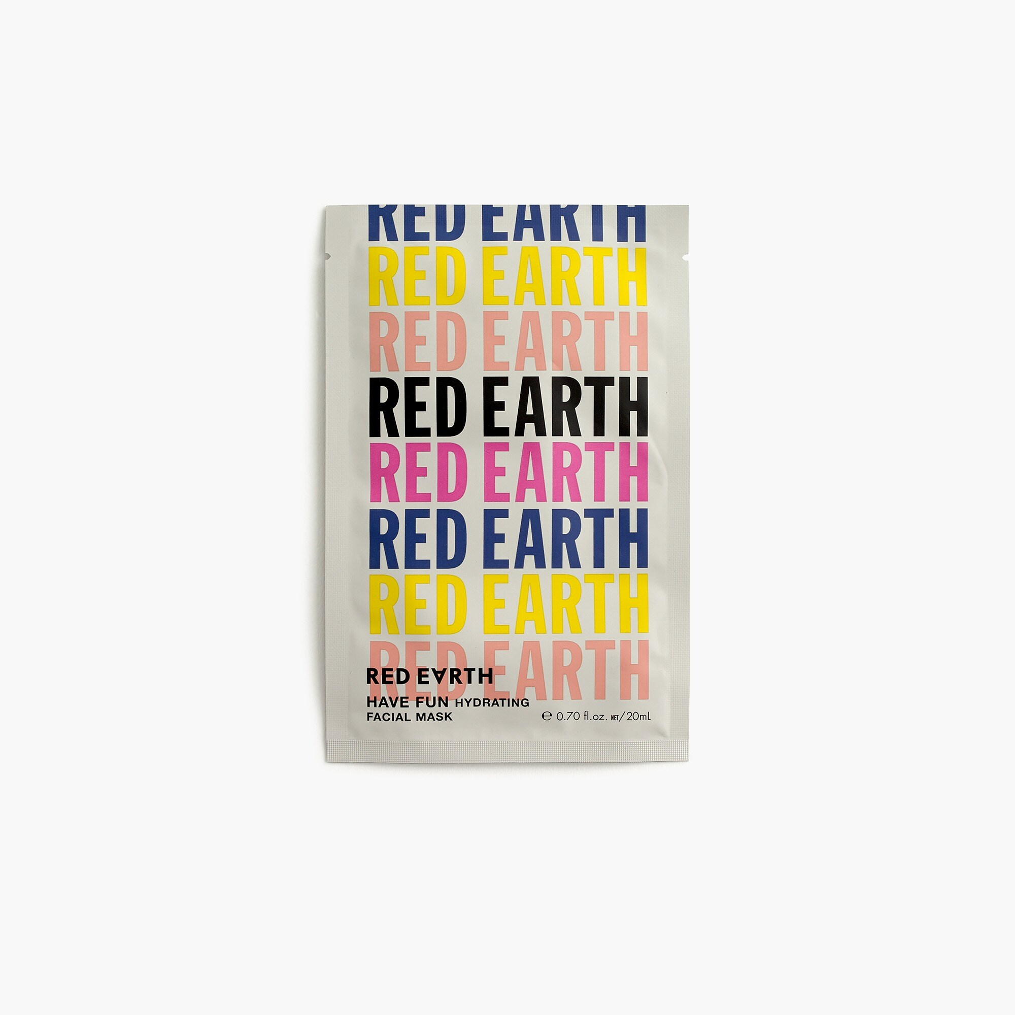 Red Earth® hydrating face mask