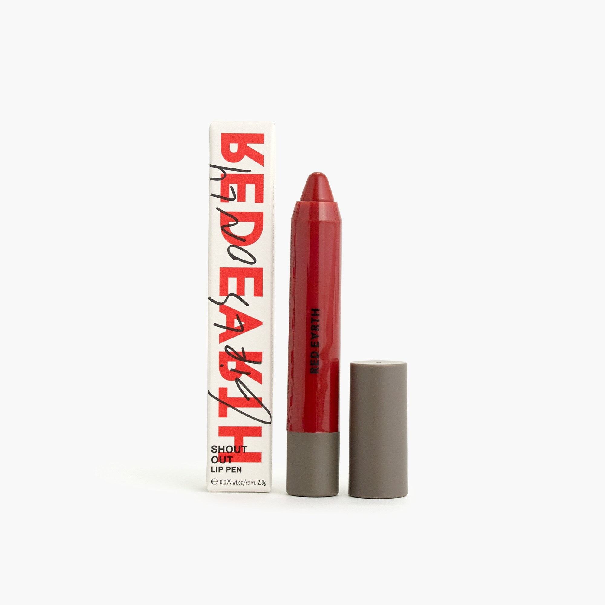 womens Red Earth® lip pen