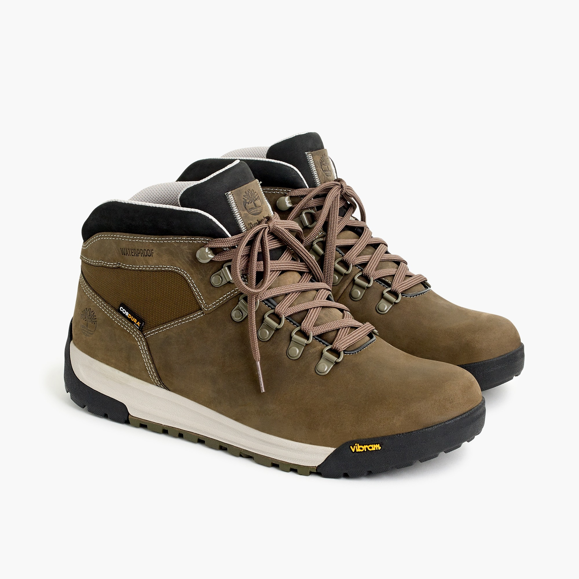 mens Timberland® for J.Crew GT Scramble hiking boots