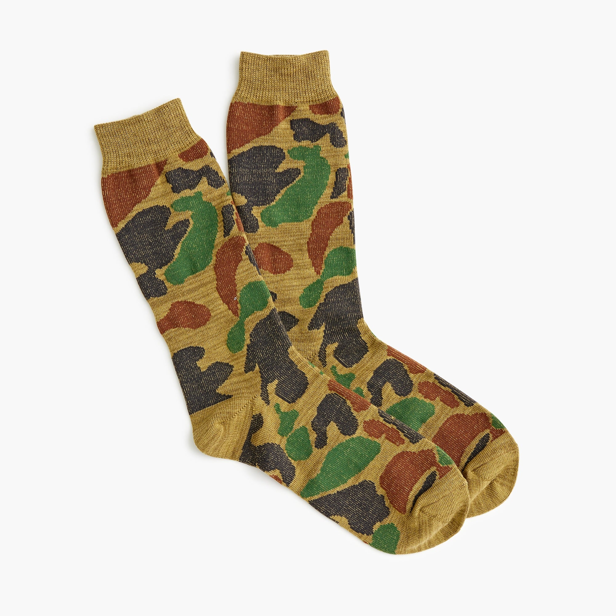 mens Anonymous Ism™ true camo crew socks