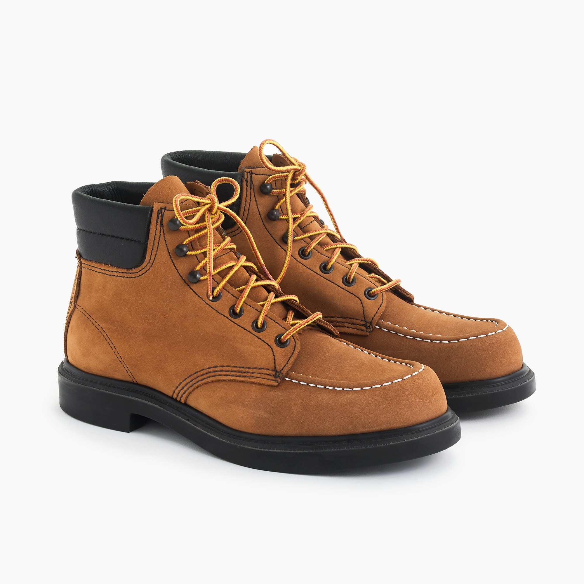 mens J.Crew X Red Wing® Supersole® 6-inch boots