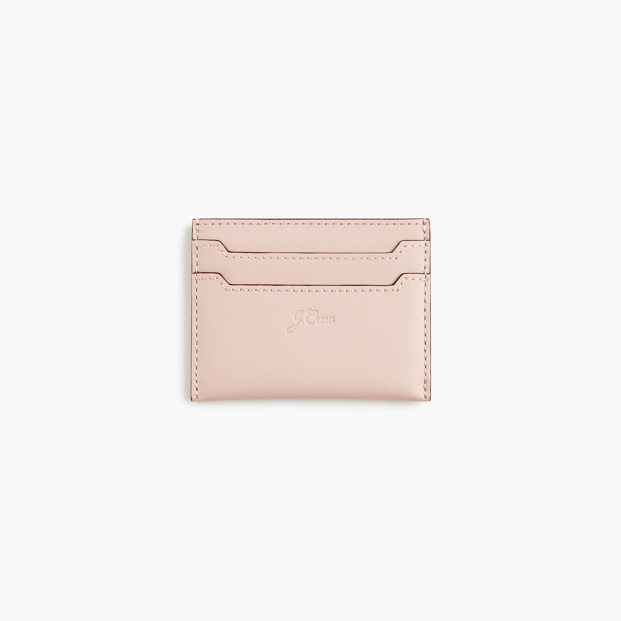 Image 1 for Italian leather card case