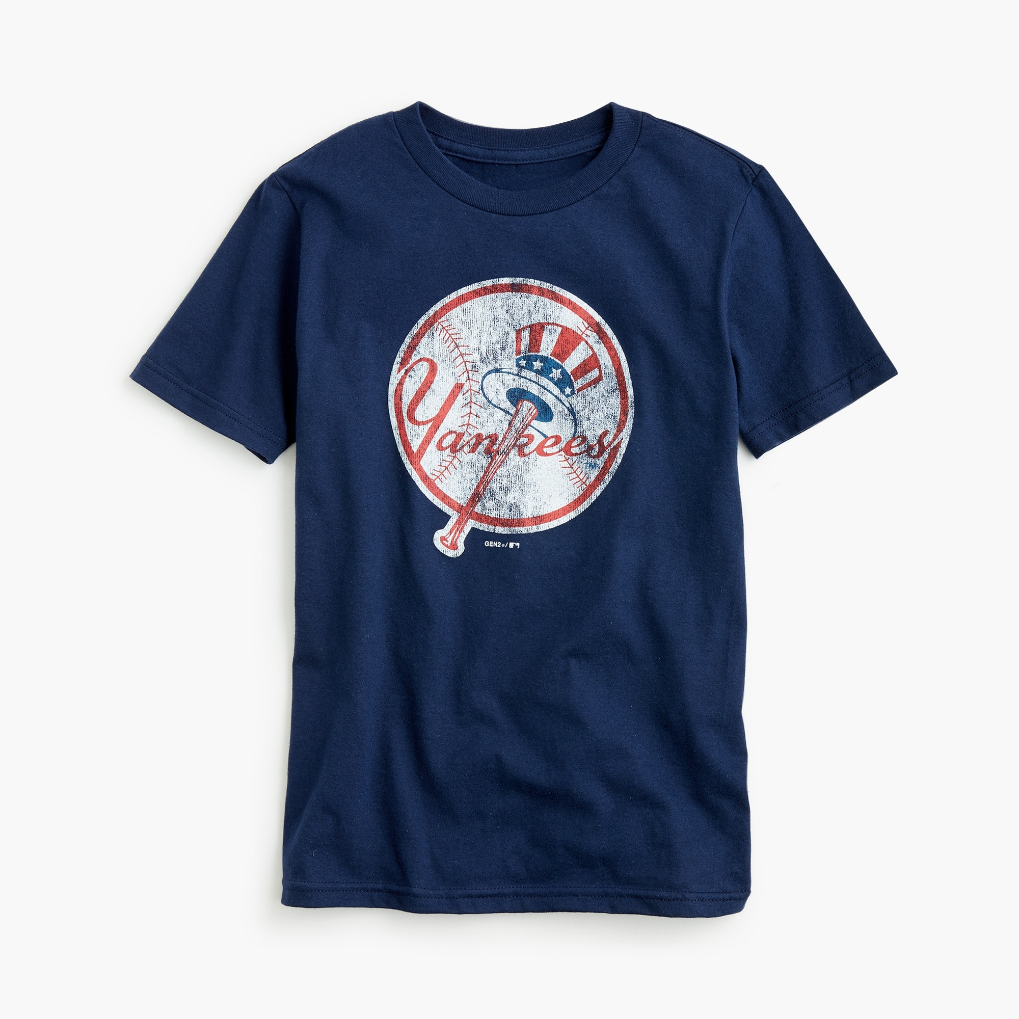 Kids' New York Yankees T-shirt boy graphics shop c