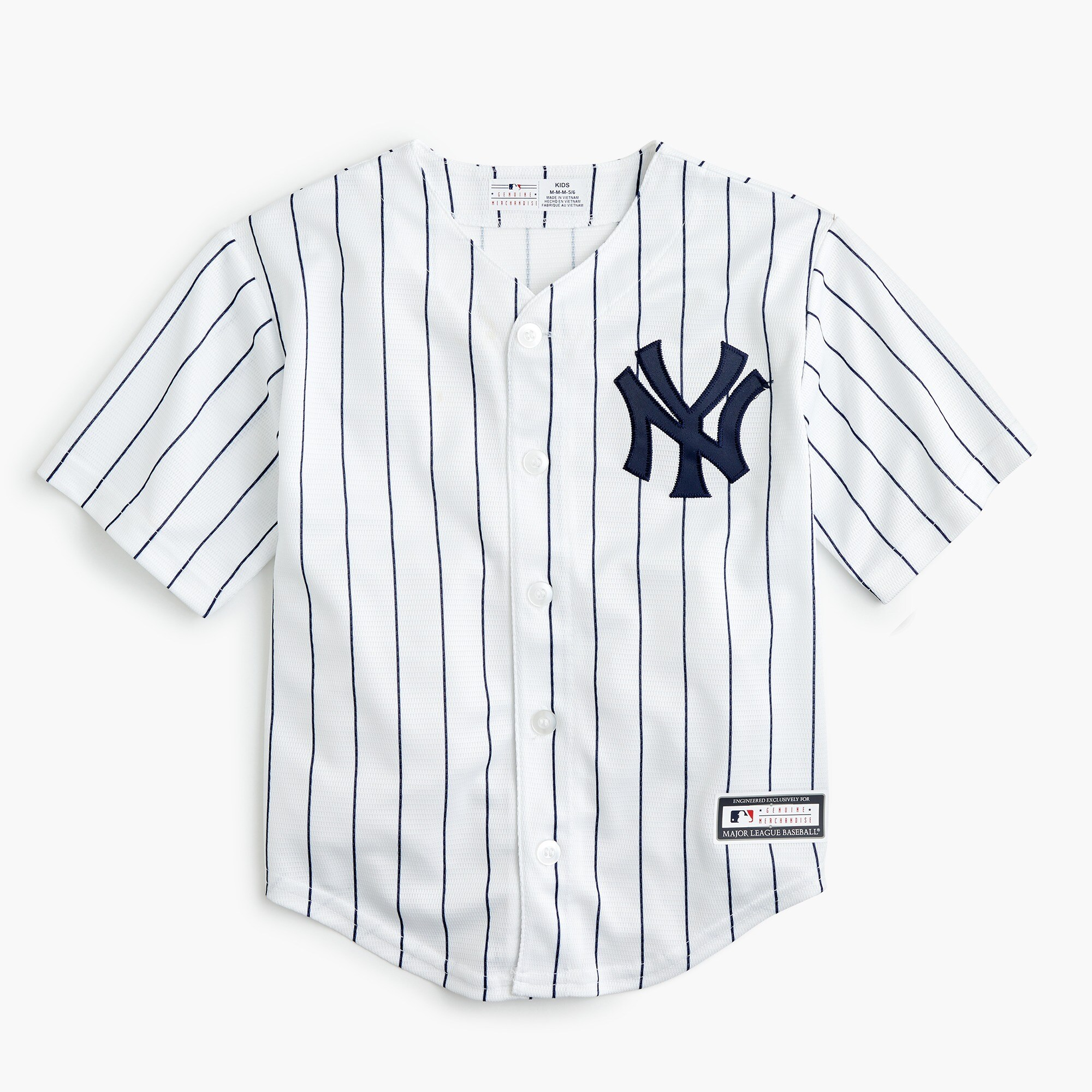 Kids' New York Yankees jersey boy graphics shop c