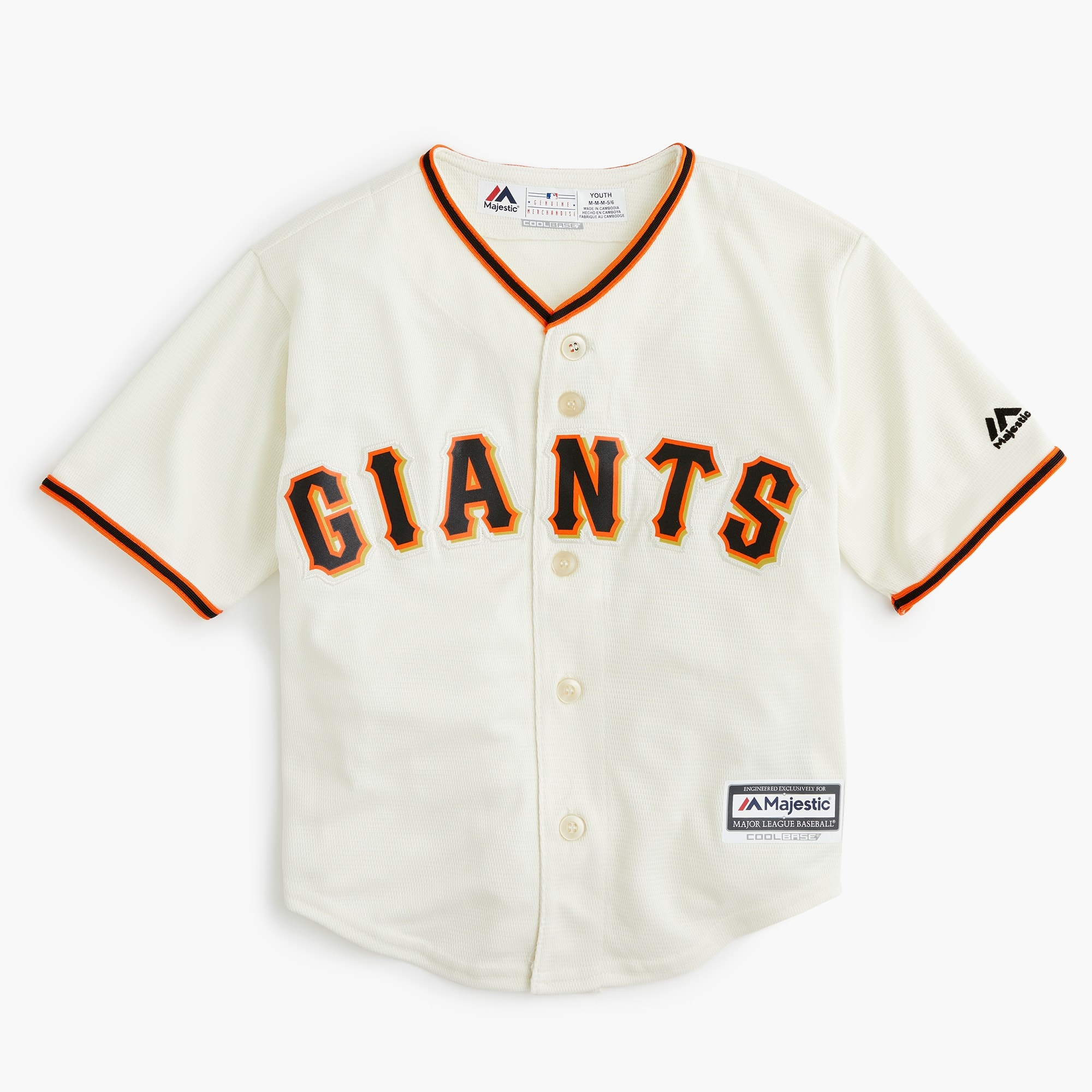 boys Kids' San Francisco Giants jersey