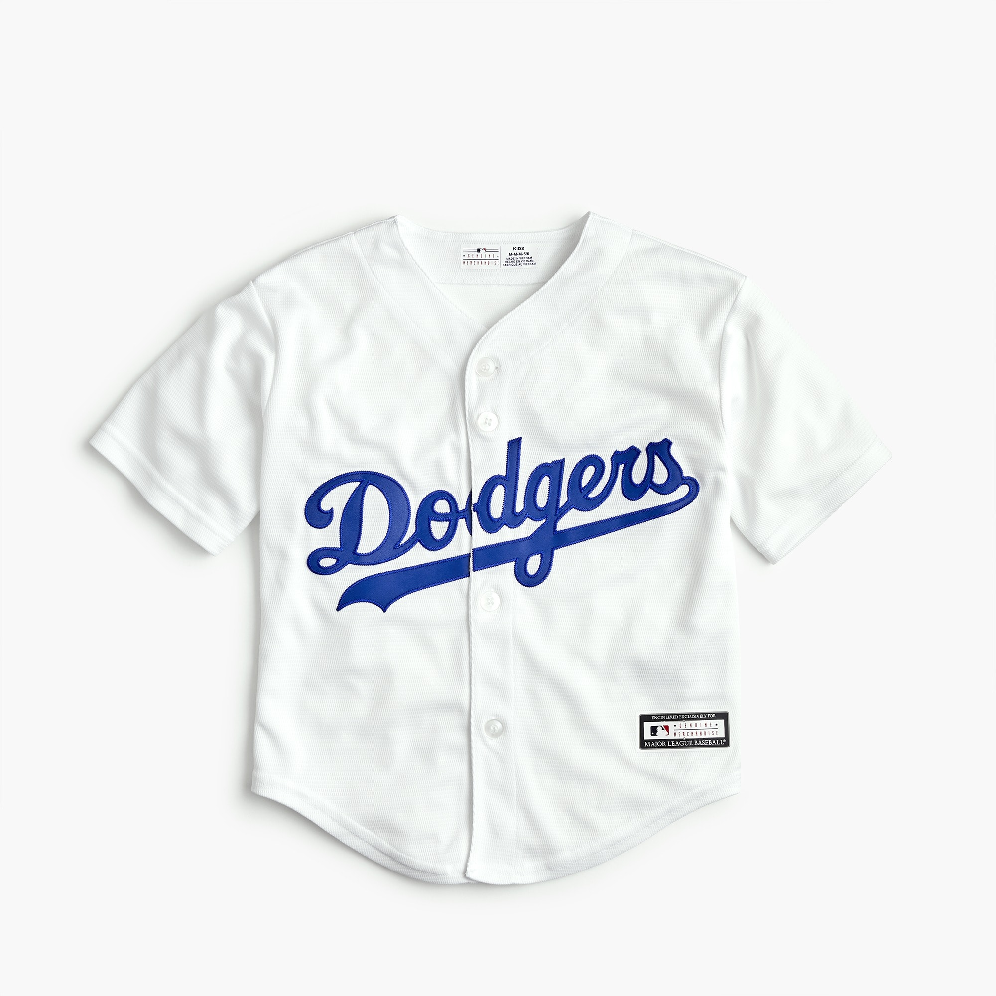 boys Kids' Los Angeles Dodgers jersey