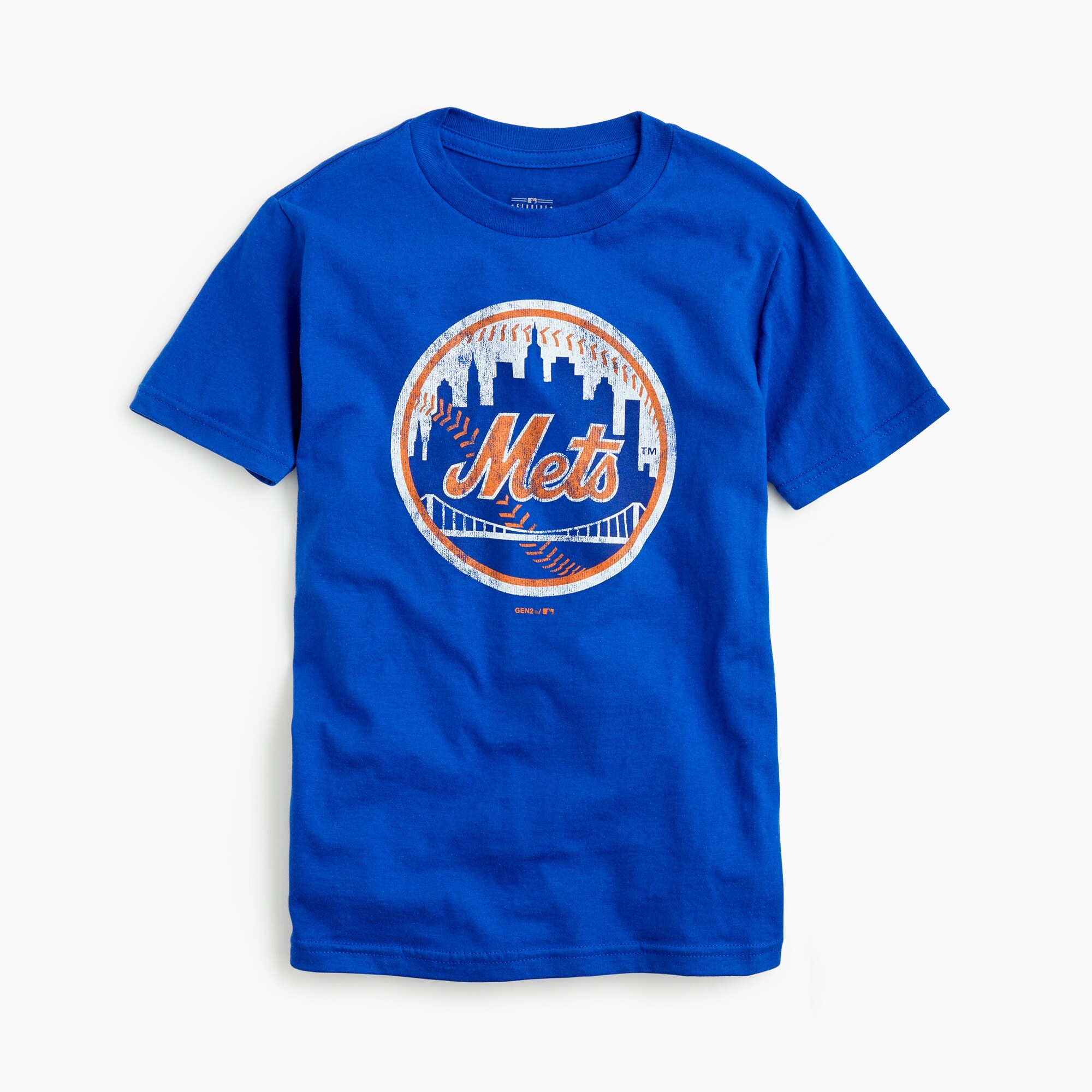 Kids' New York Mets T-shirt boy graphics shop c