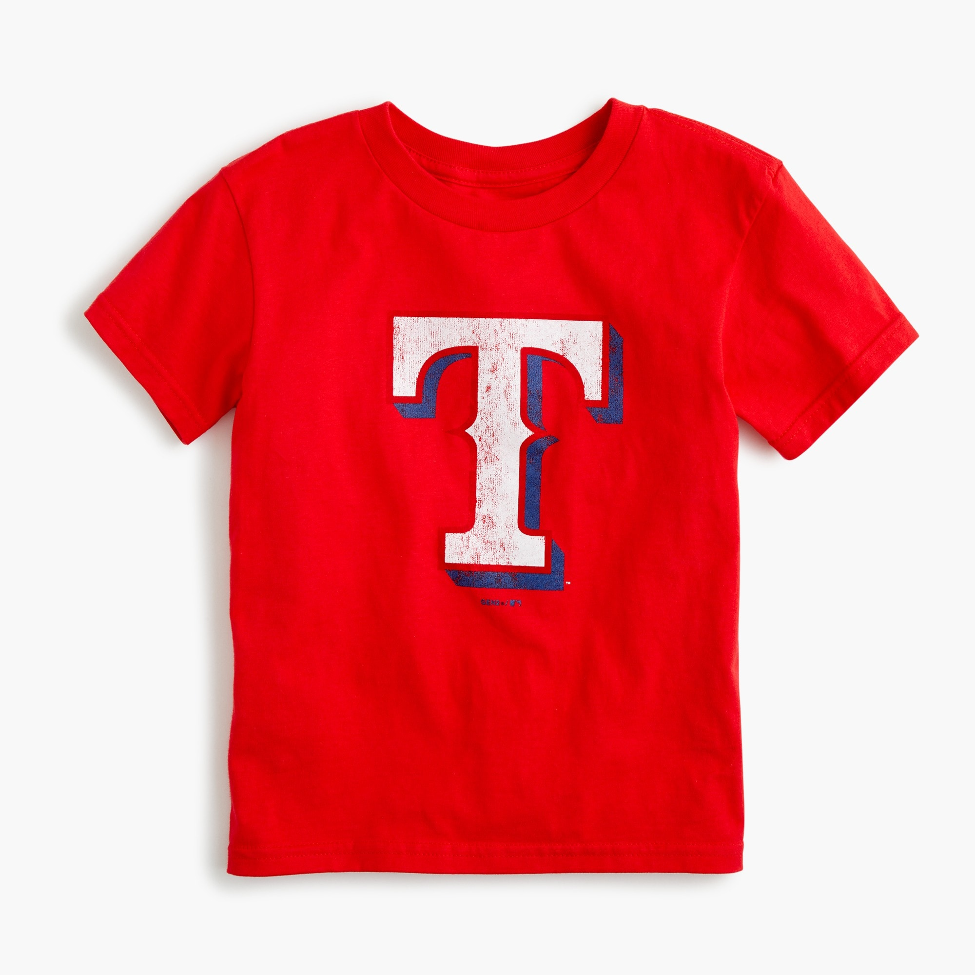 Kids' Texas Rangers T-shirt boy graphics shop c