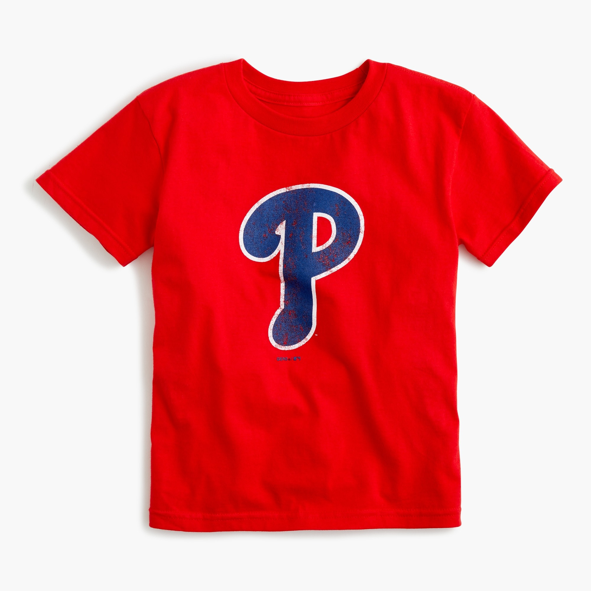 Kids' Philadelphia Phillies T-shirt boy graphics shop c