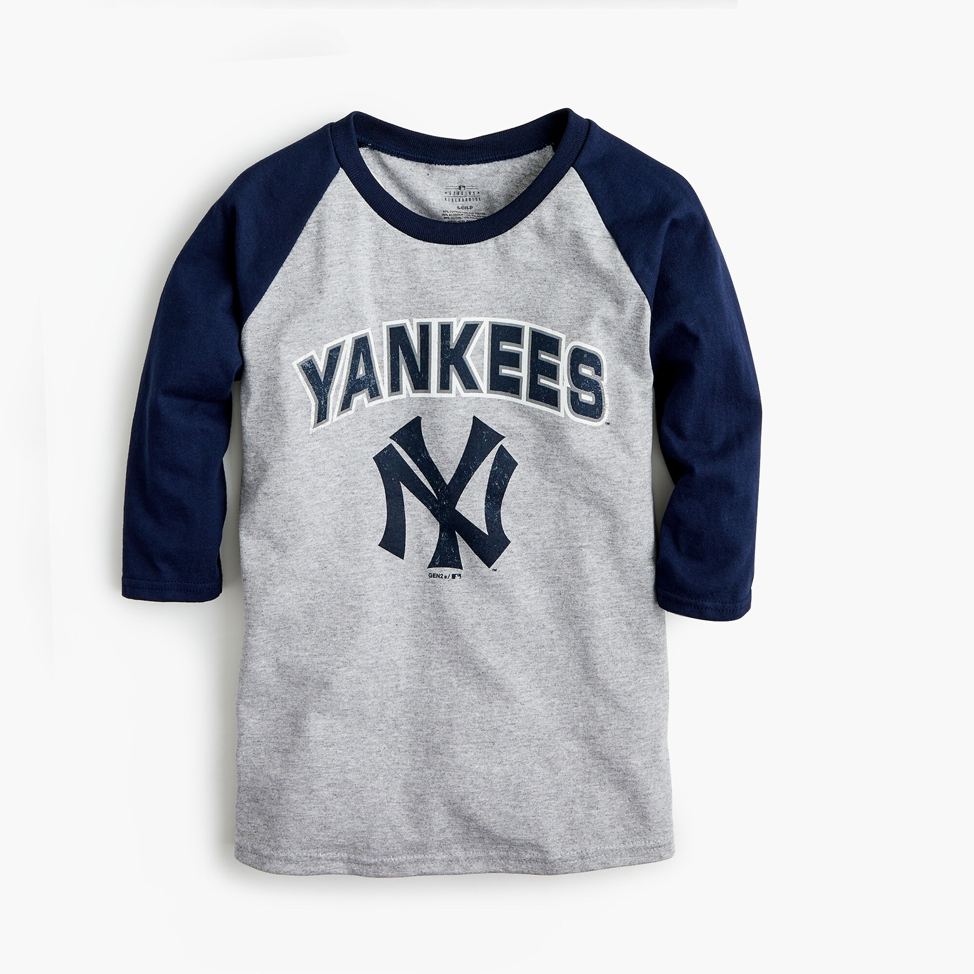boys Kids' New York Yankees baseball T-shirt