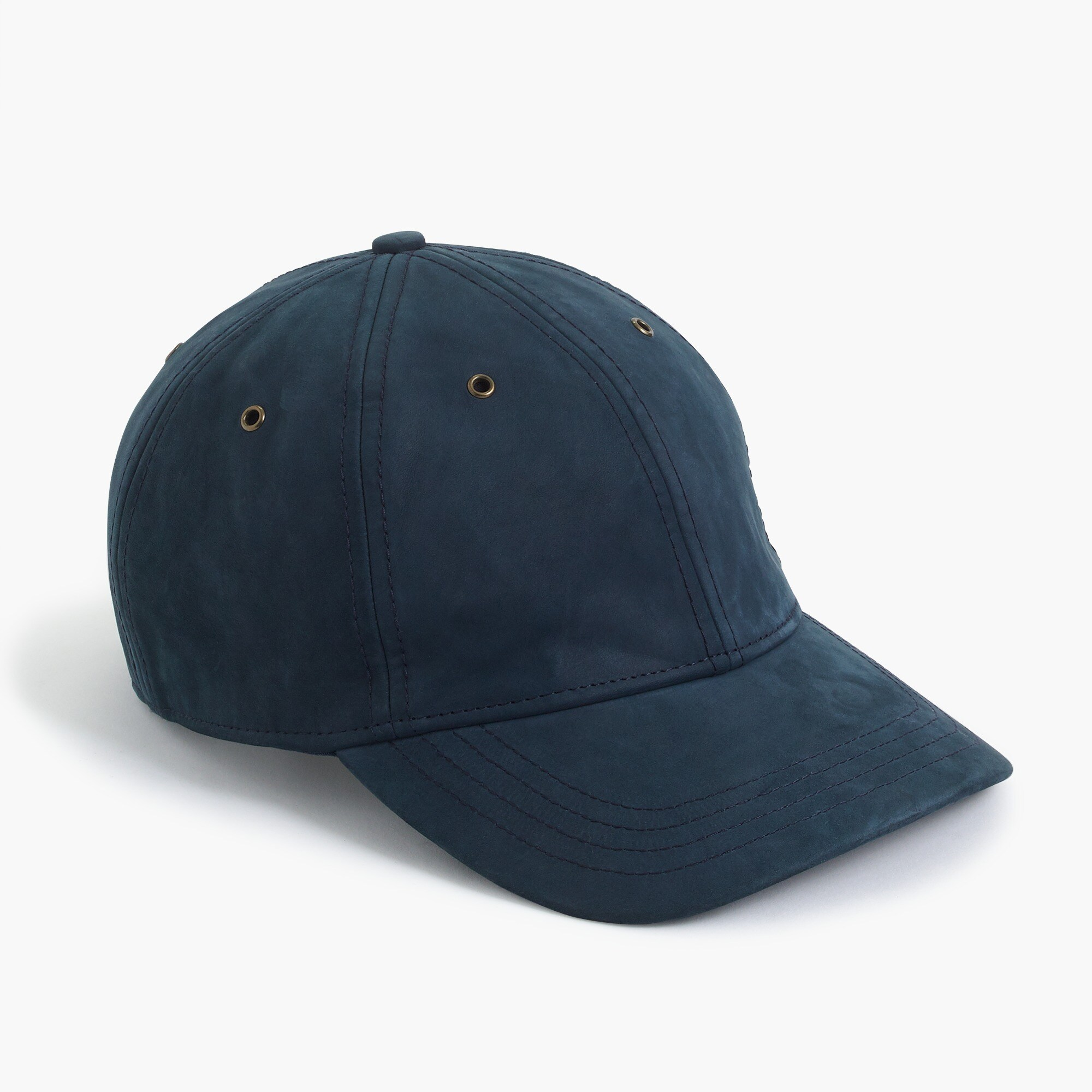 mens Nubuck ball cap