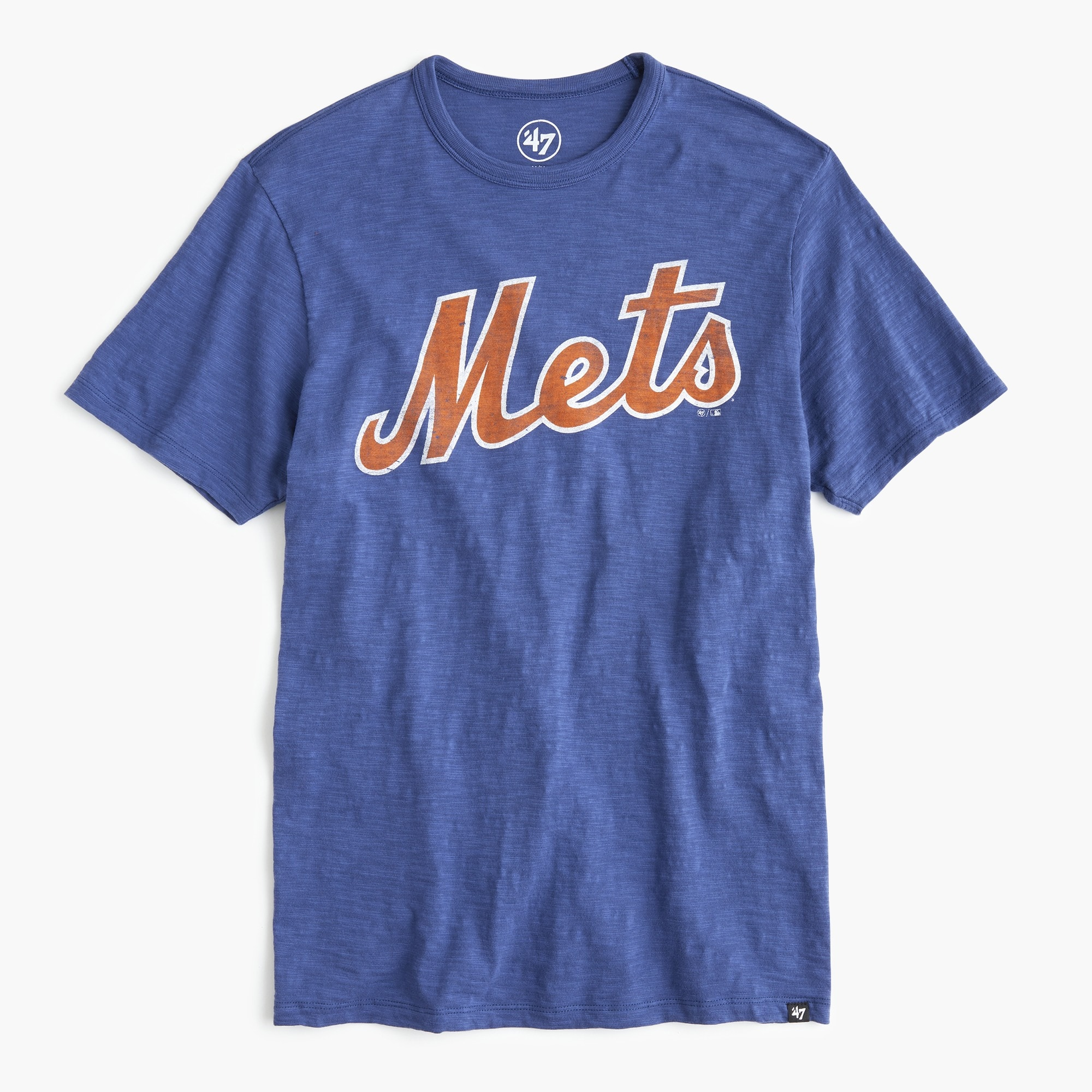 '47 Brand New York Mets short-sleeve T-shirt men j.crew in good company c