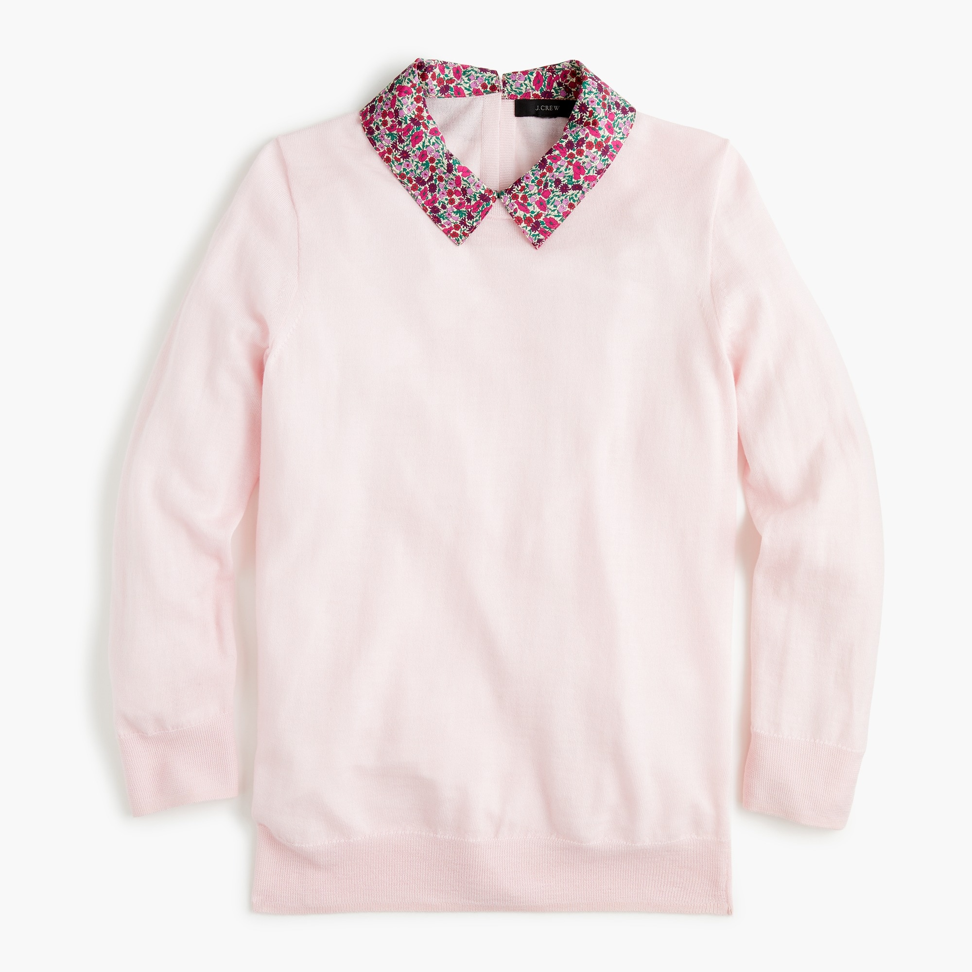 Liberty® collared Tippi sweater