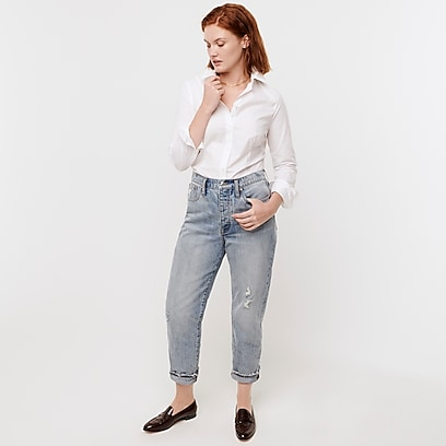 11258b100d46 Womens Tall Shirts : Womens Tall Clothing | J.Crew