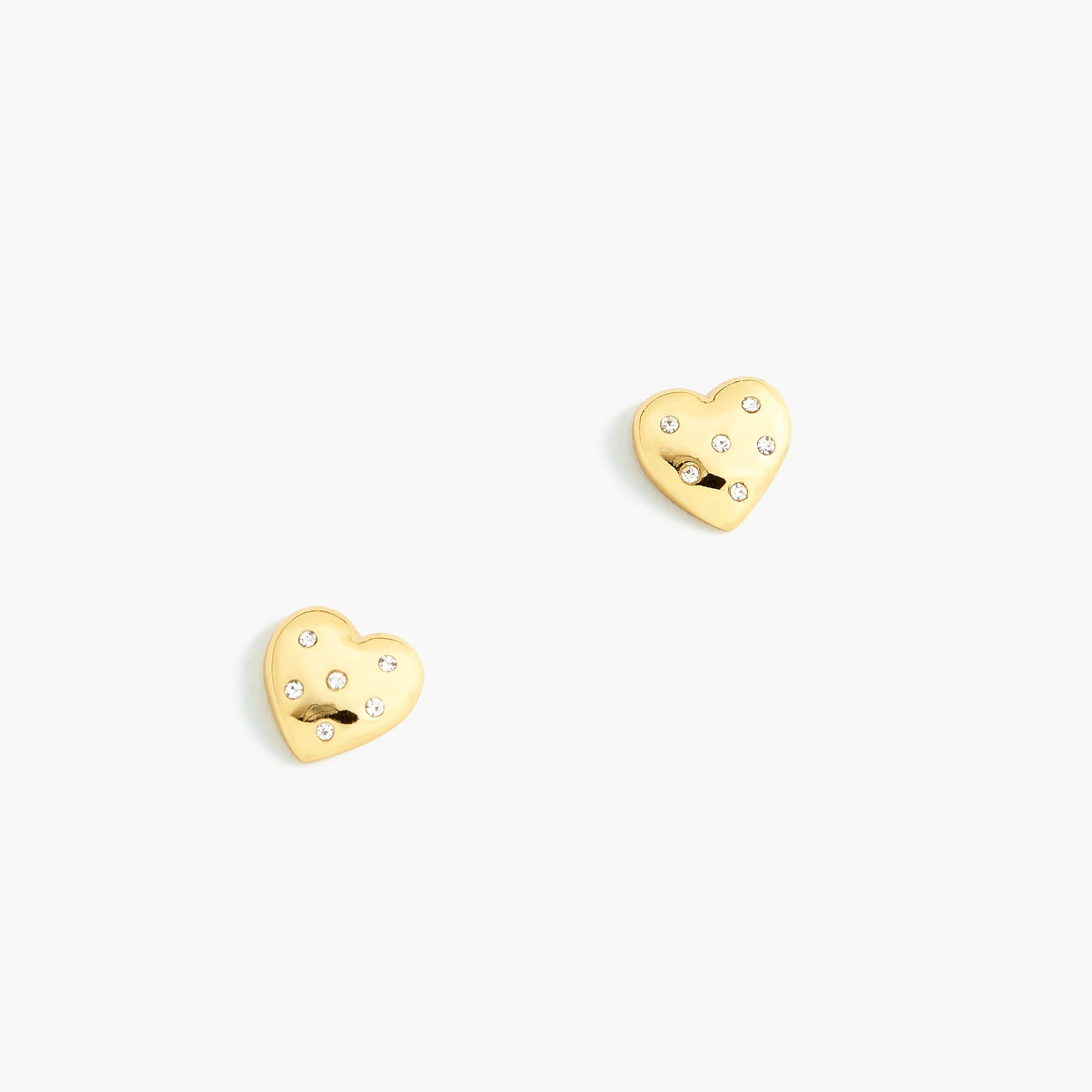 Alison Lou X J.Crew heart-shaped earrings women new arrivals c