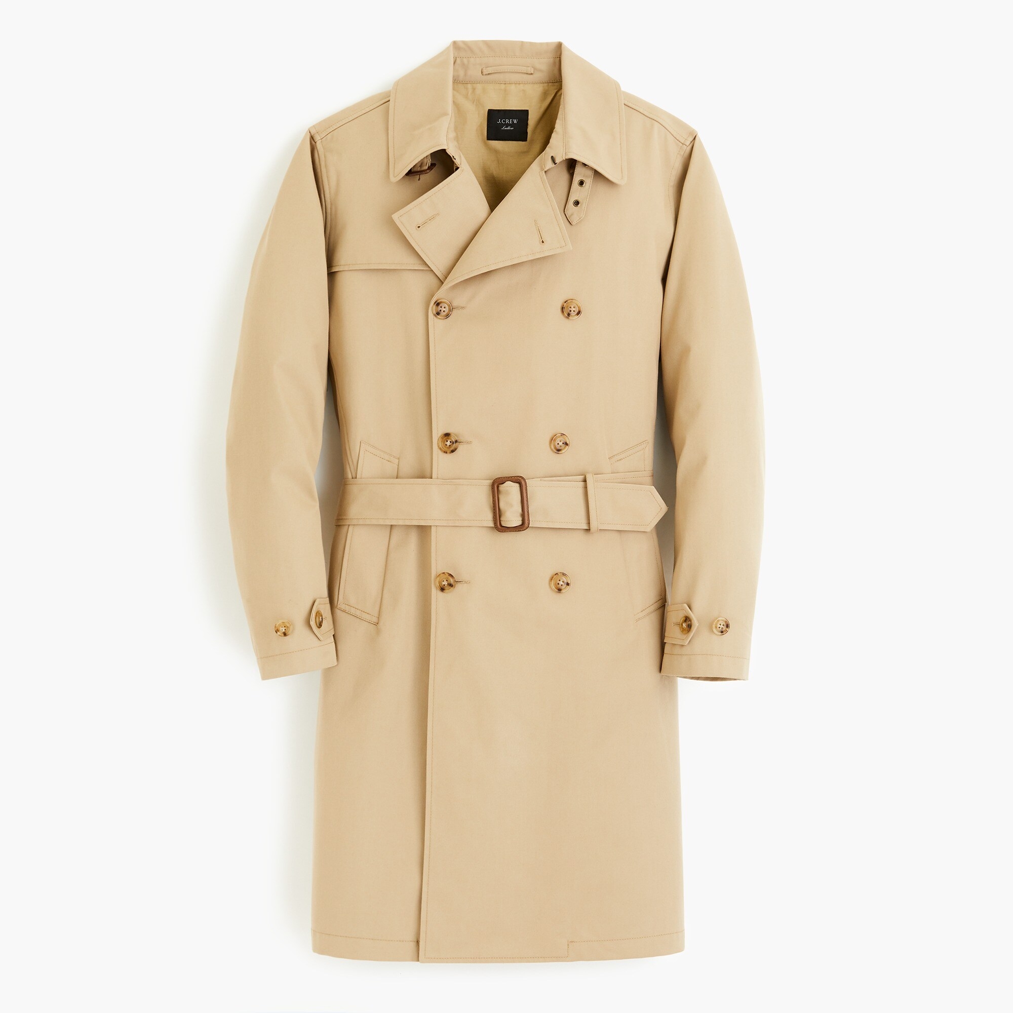 mens Icon trench coat