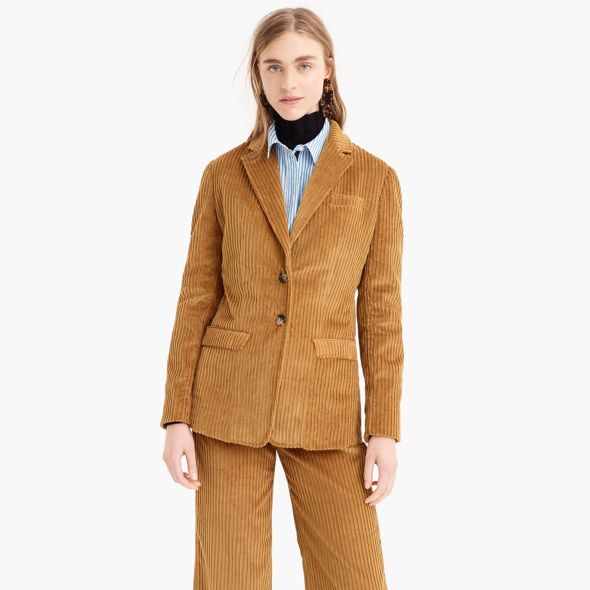 Image 4 for Tall corduroy blazer