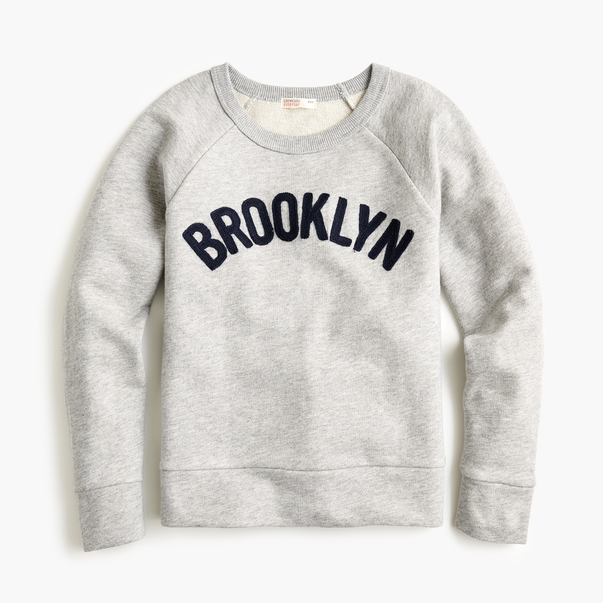 "girls Kids' ""Brooklyn"" sweatshirt"
