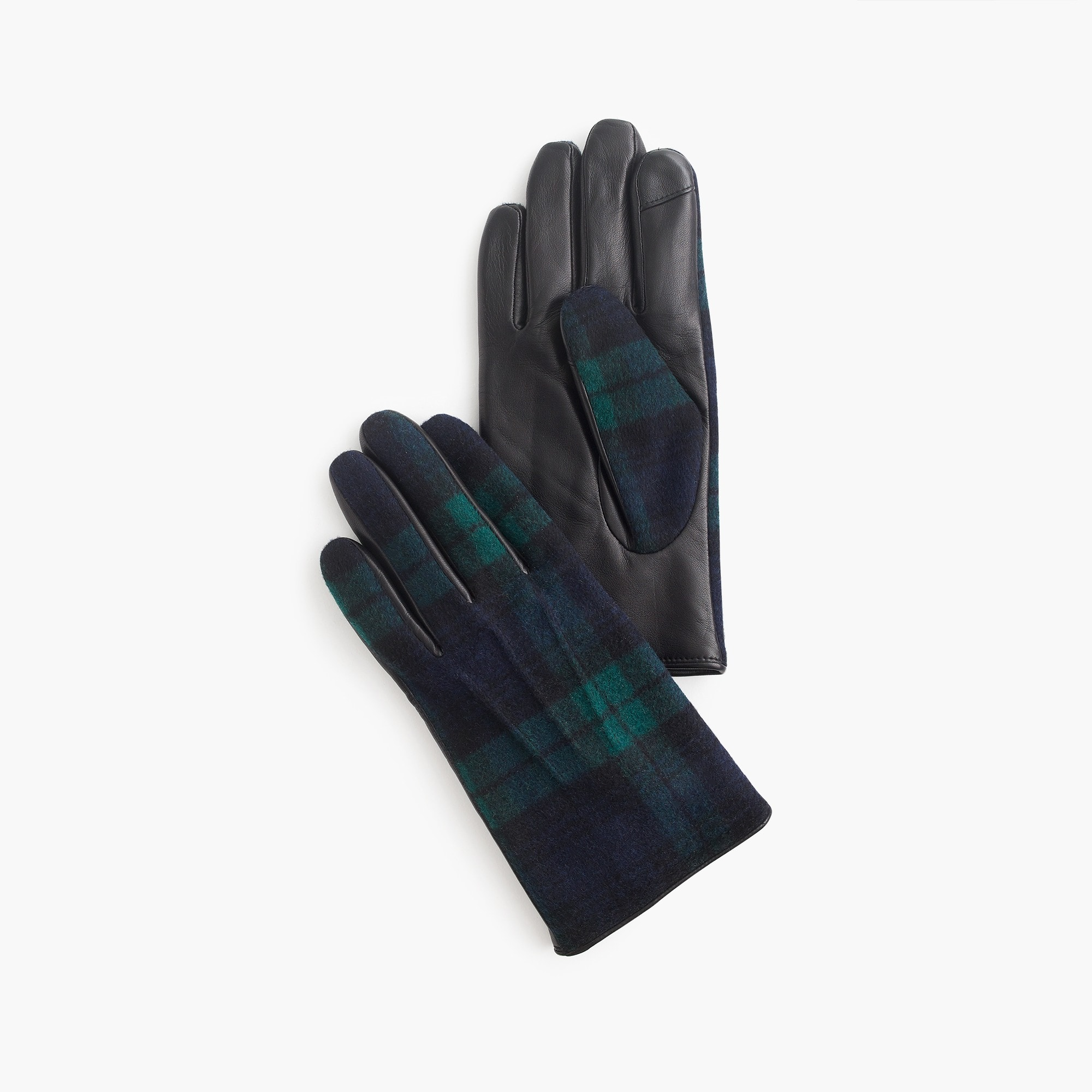Ludlow leather blackwatch gloves