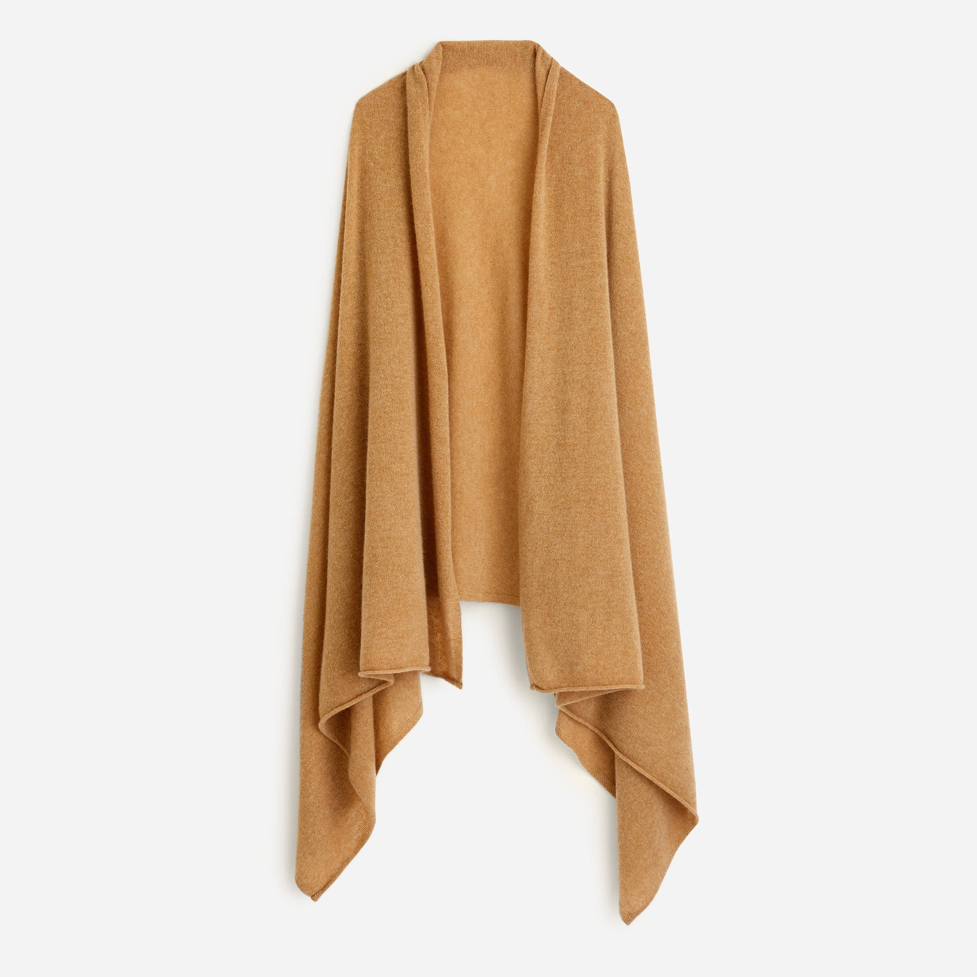 womens Oversized cashmere wrap