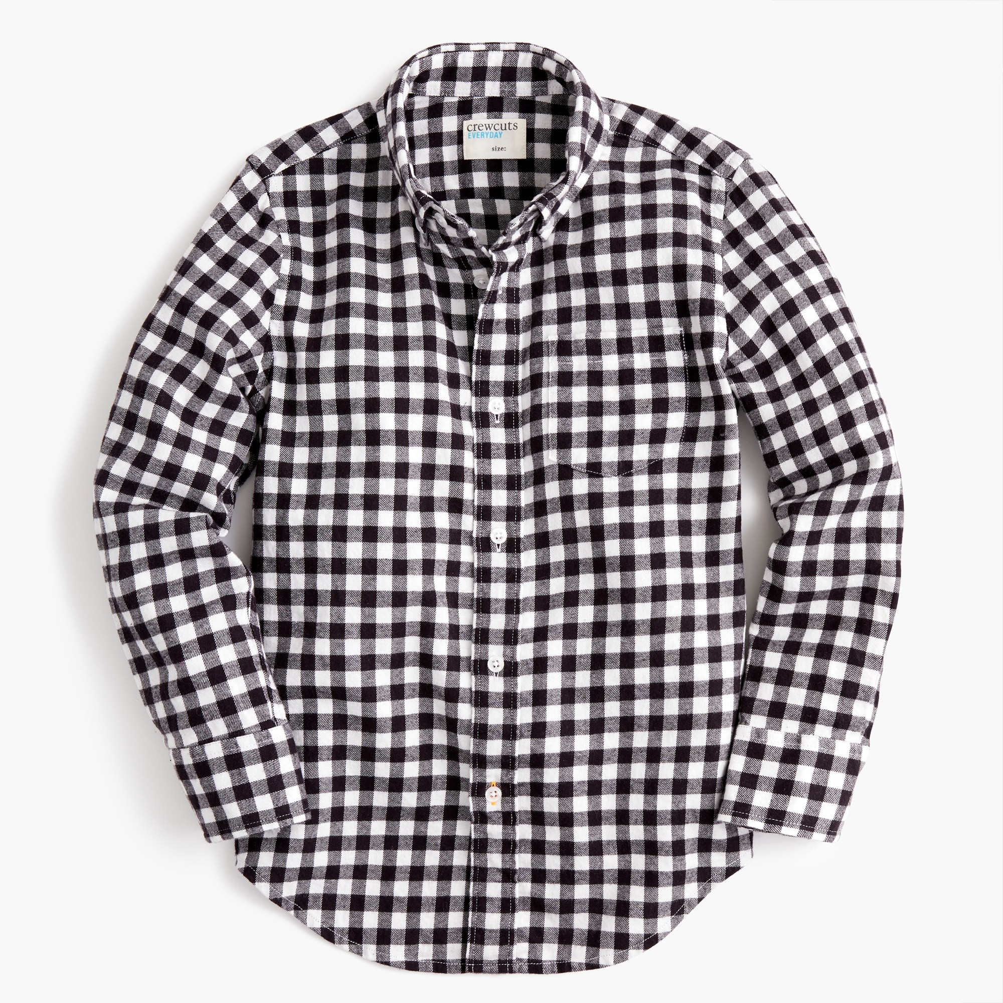 boys Boys' lightweight flannel shirt in checks