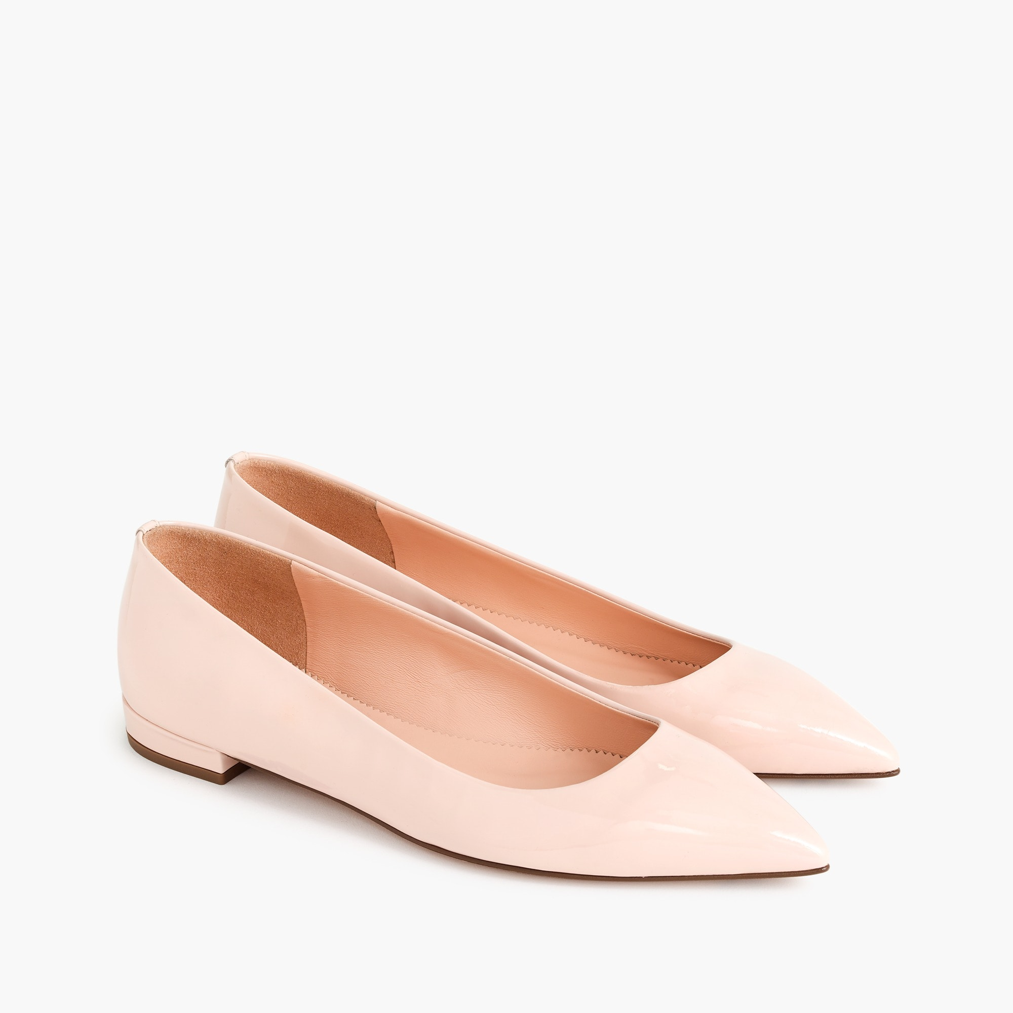 womens Pointed-toe flats